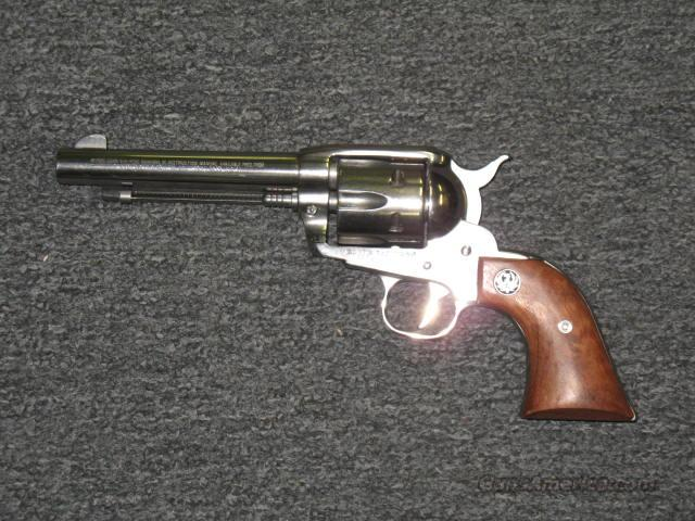 Vaquero (.357 magnum)  Guns > Pistols > Ruger Single Action Revolvers > Cowboy Action