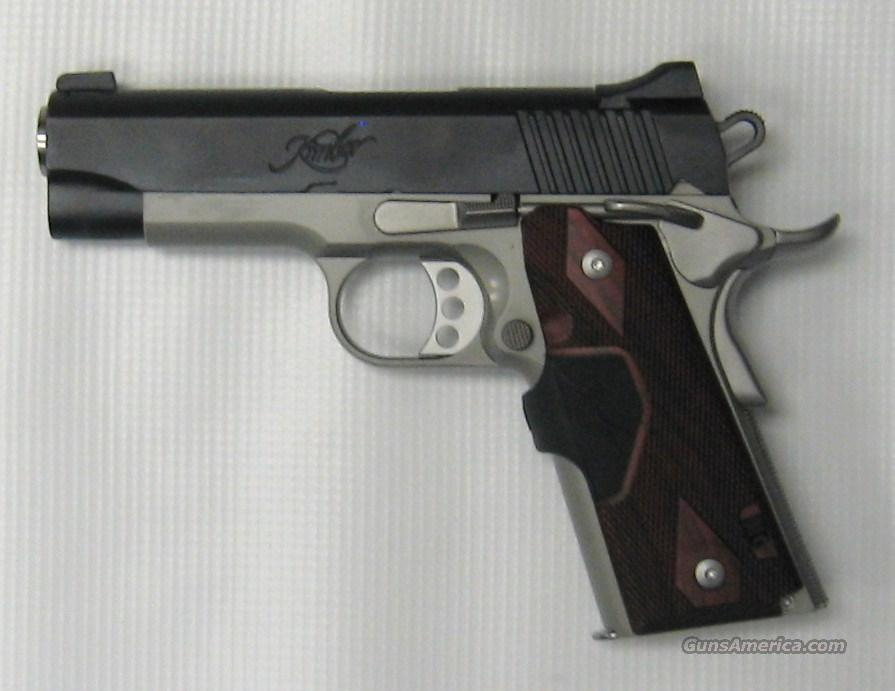 Kimber Pro Crimson Carry ll  Guns > Pistols > Kimber of America Pistols