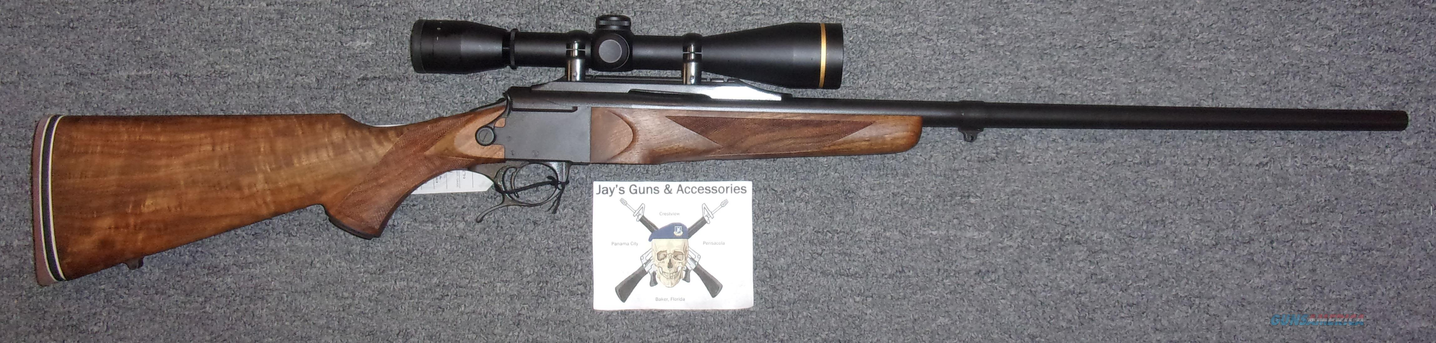 Luxus Arms 11 w/Scope  Guns > Rifles > Custom Rifles > Other