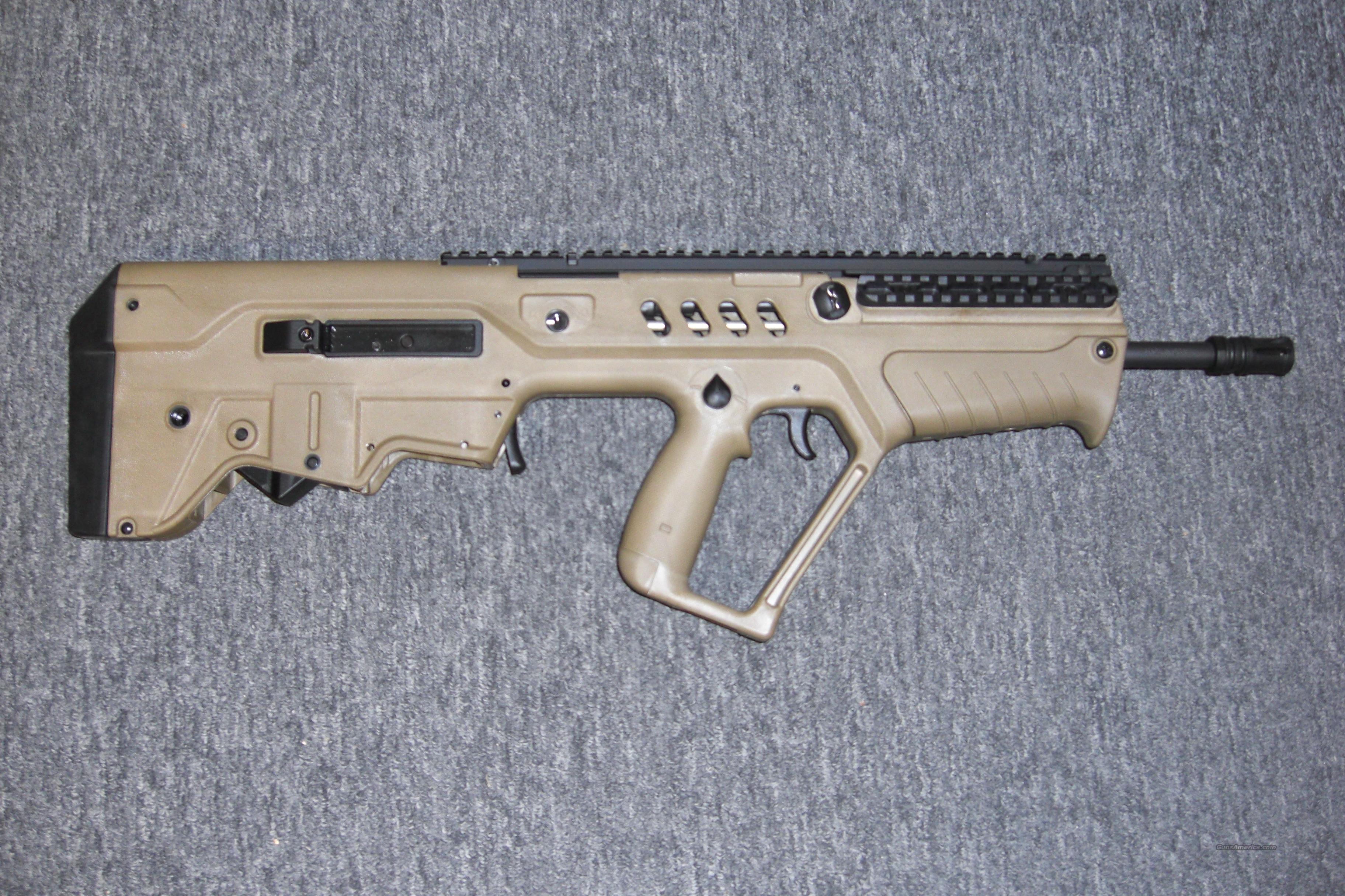 IWI Tavor w/FDE Finish  Guns > Rifles > IJ Misc Rifles