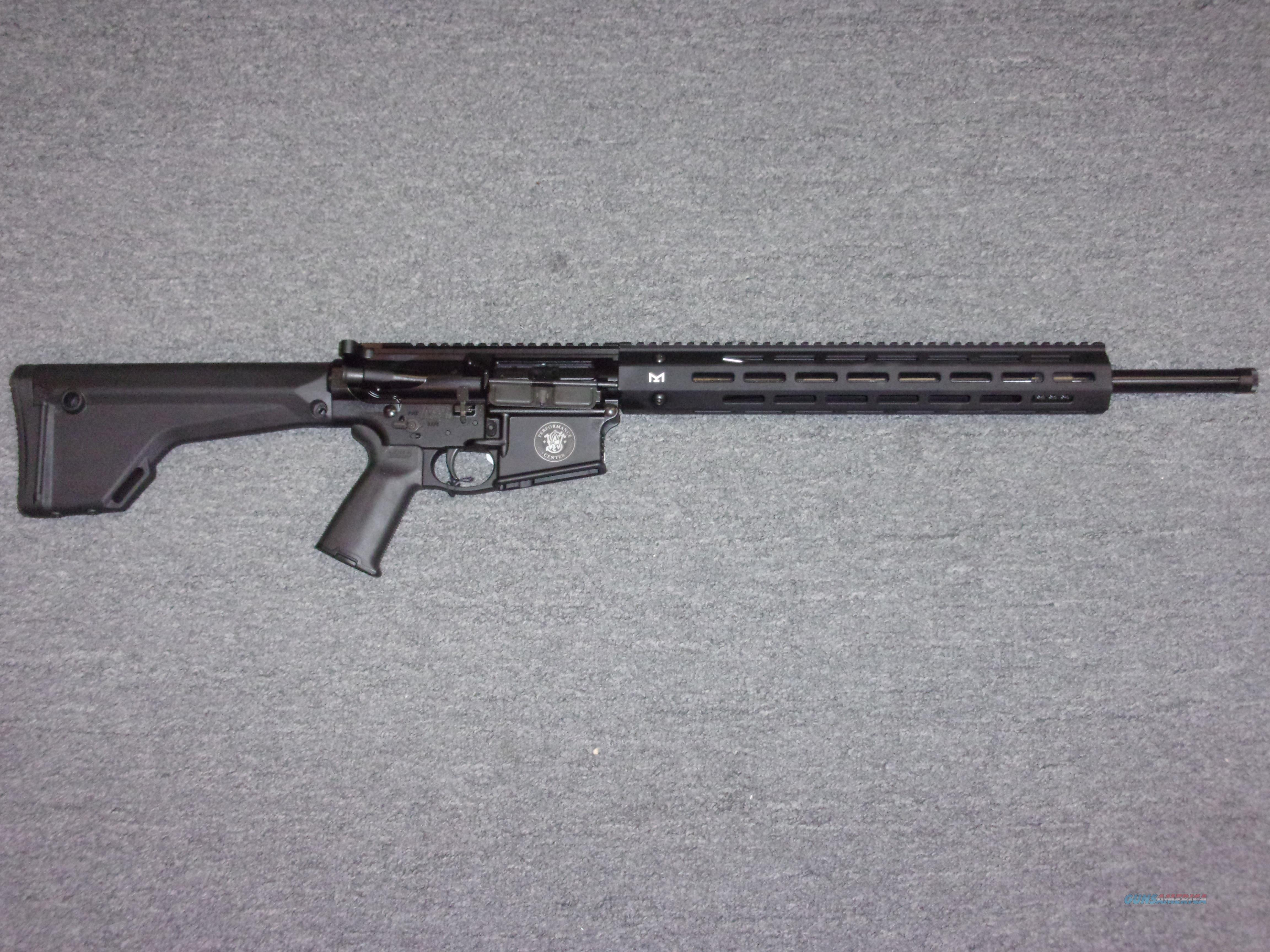 Smith & Wesson M&P10 6.5 Creedmoor (Performance Center)  Guns > Rifles > Smith & Wesson Rifles > M&P
