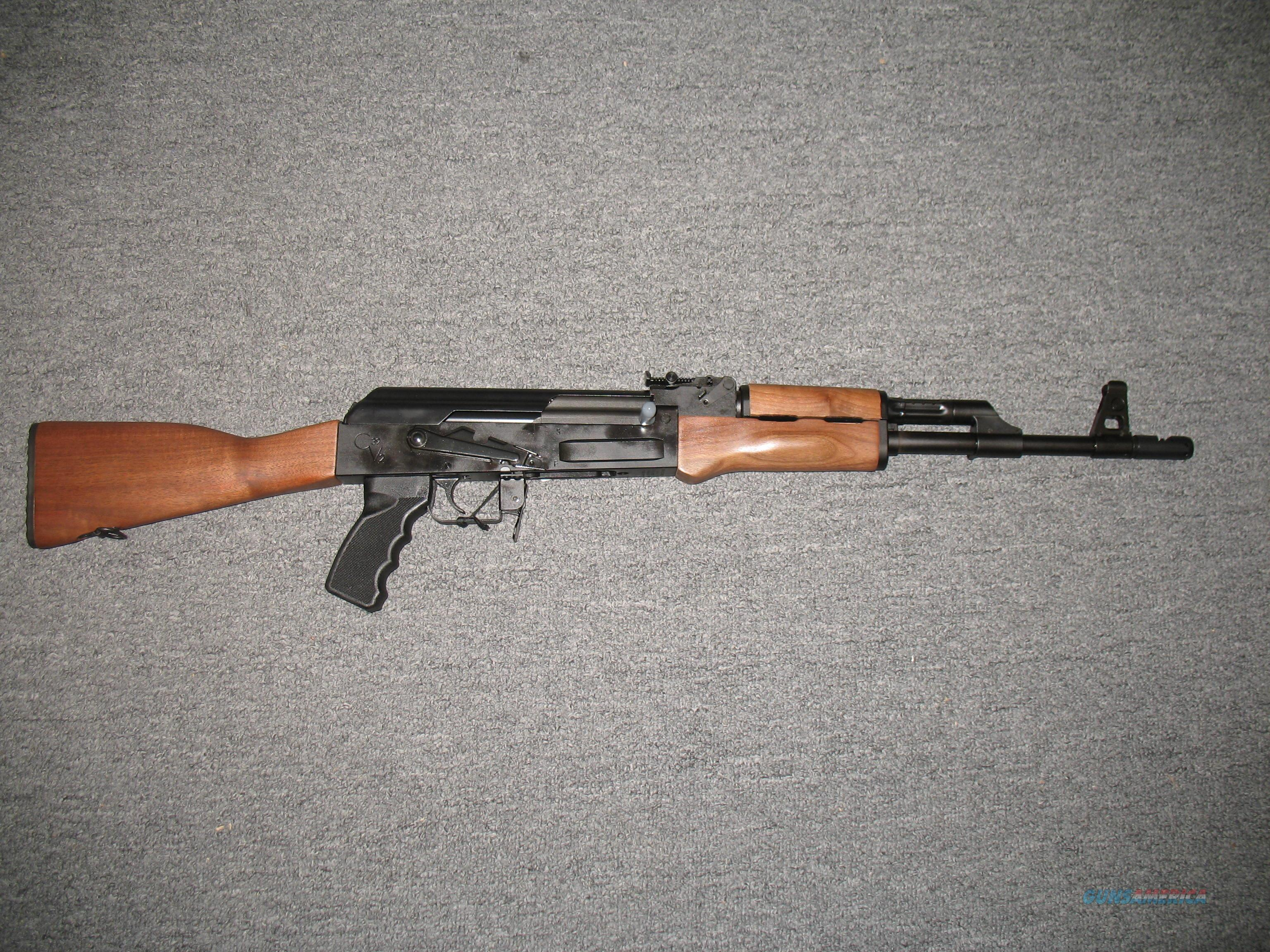 C39 V2 Rifle (Milled Receiver, with wood furniture)  Guns > Rifles > Century International Arms - Rifles > Rifles