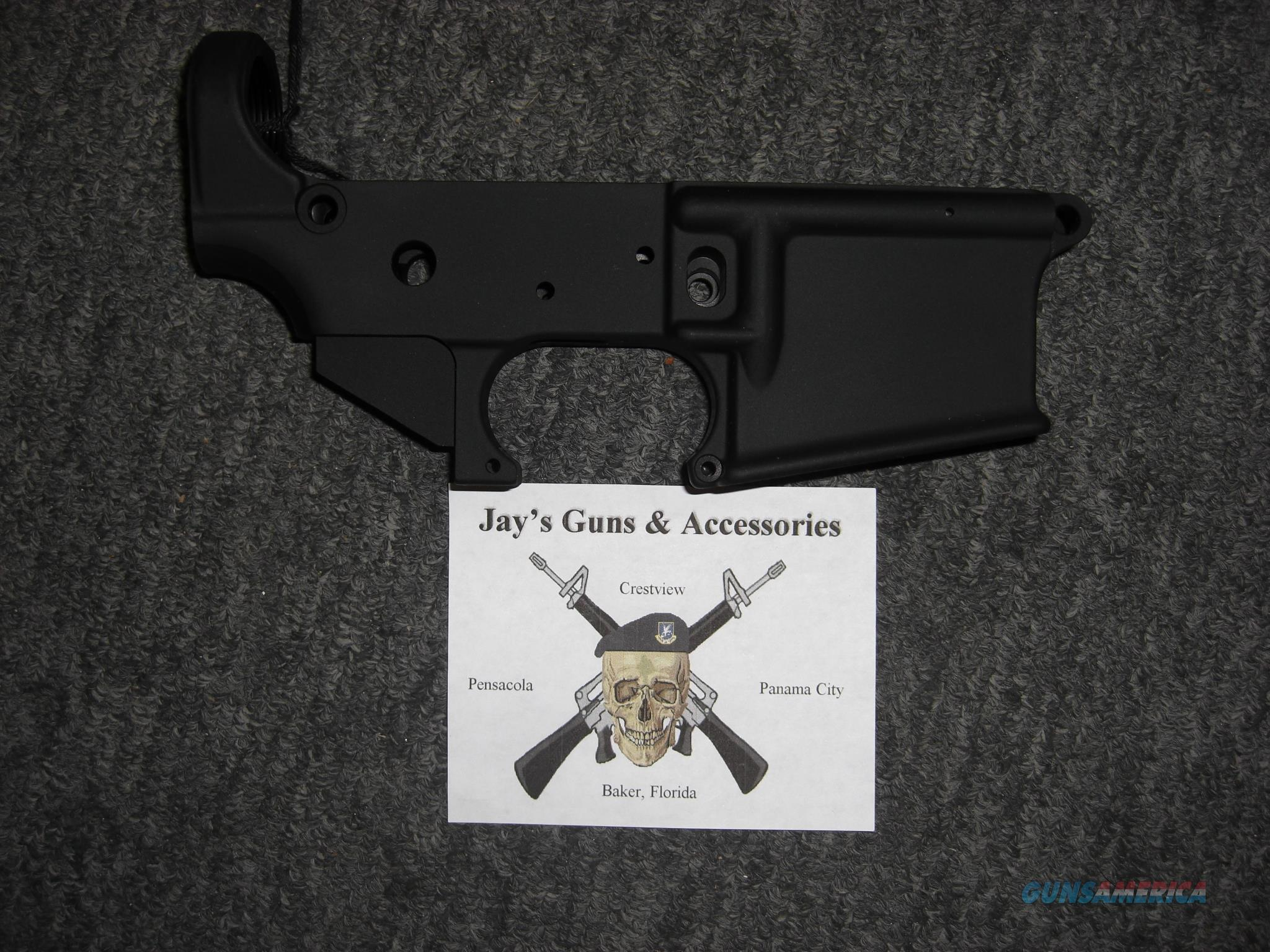 Anderson Mfg AM-15 (Lower Only)  Guns > Rifles > AR-15 Rifles - Small Manufacturers > Lower Only