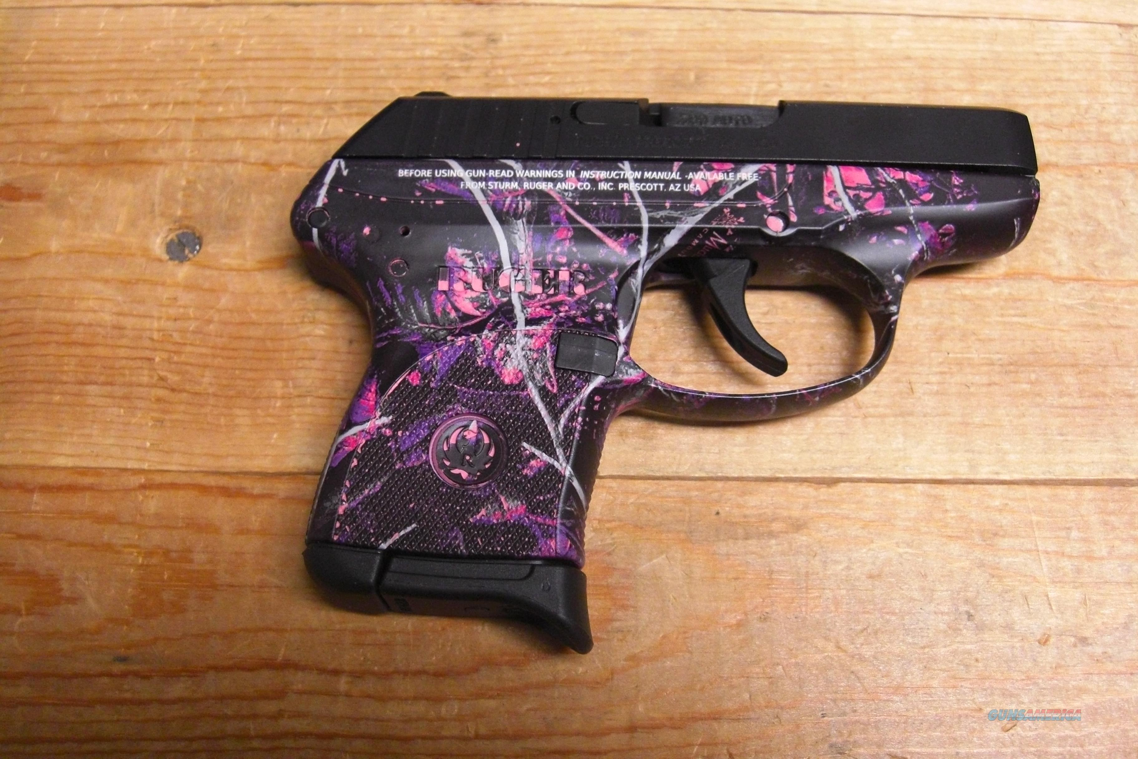 Ruger LCP w/Muddy Girl camo frame  Guns > Pistols > Ruger Semi-Auto Pistols > LCP