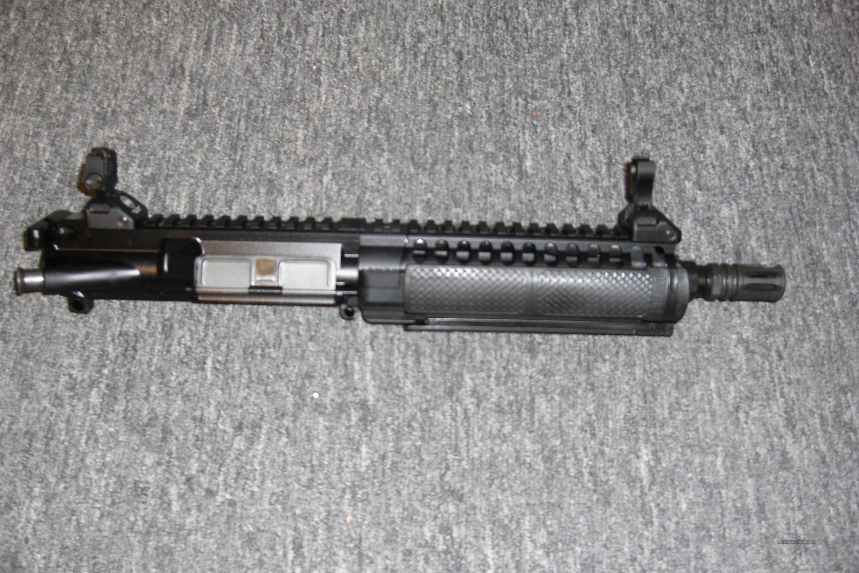 LWRC PSD complete upper w/quad rail  5.56mm  Non-Guns > Barrels