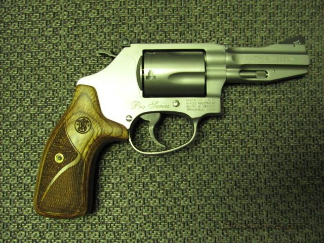 60-15 Pro Series (.357 magnum)  Guns > Pistols > Smith & Wesson Revolvers > Full Frame Revolver