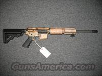 LAR-15 Hunter w/WYL-EHide finish  Rock River Arms Rifles