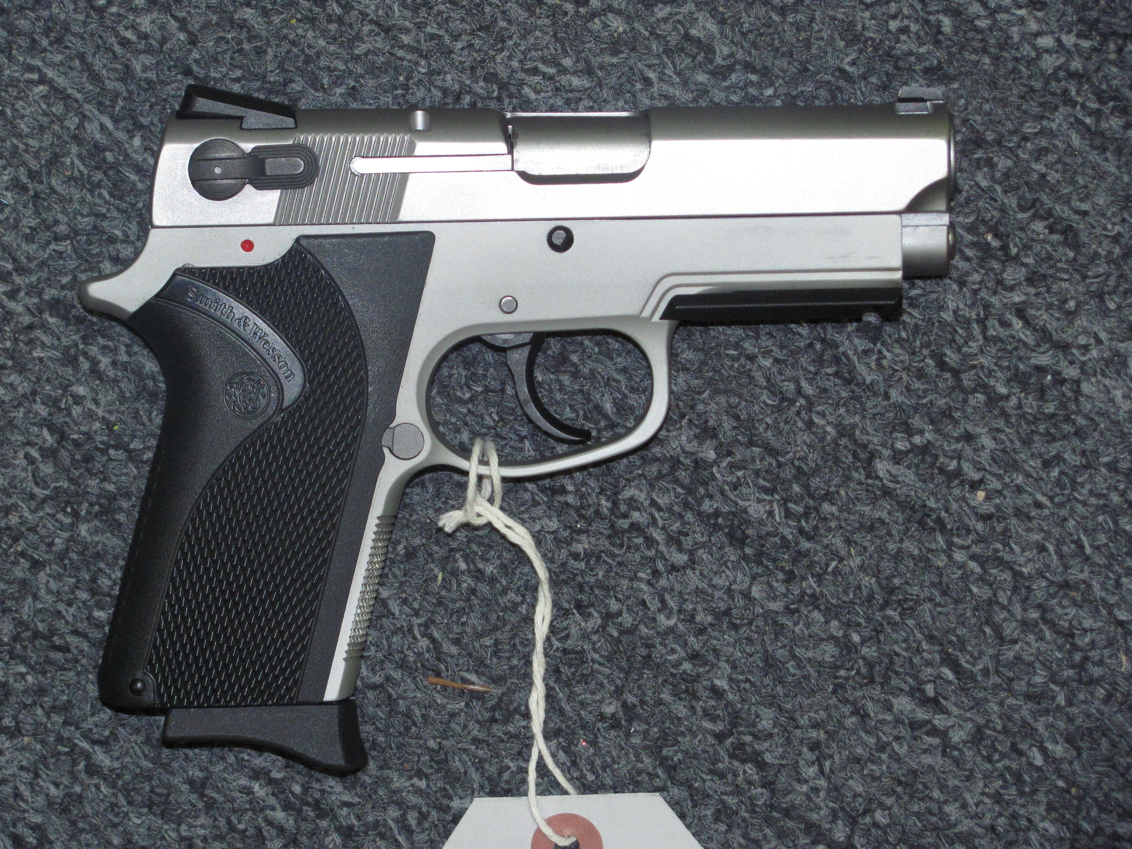 3913TSW 9 Tactical (Factory Demo)  Guns > Pistols > Smith & Wesson Pistols - Autos > Alloy Frame