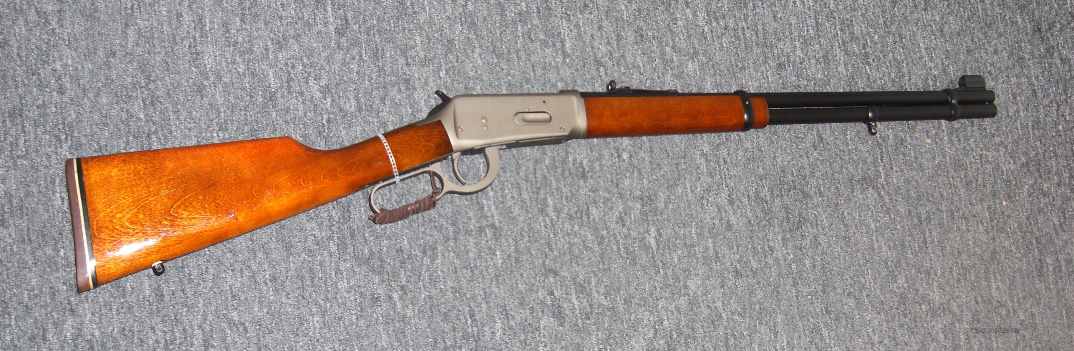 94 w/refinished receiver  Guns > Rifles > Winchester Rifles - Modern Lever > Model 94 > Post-64