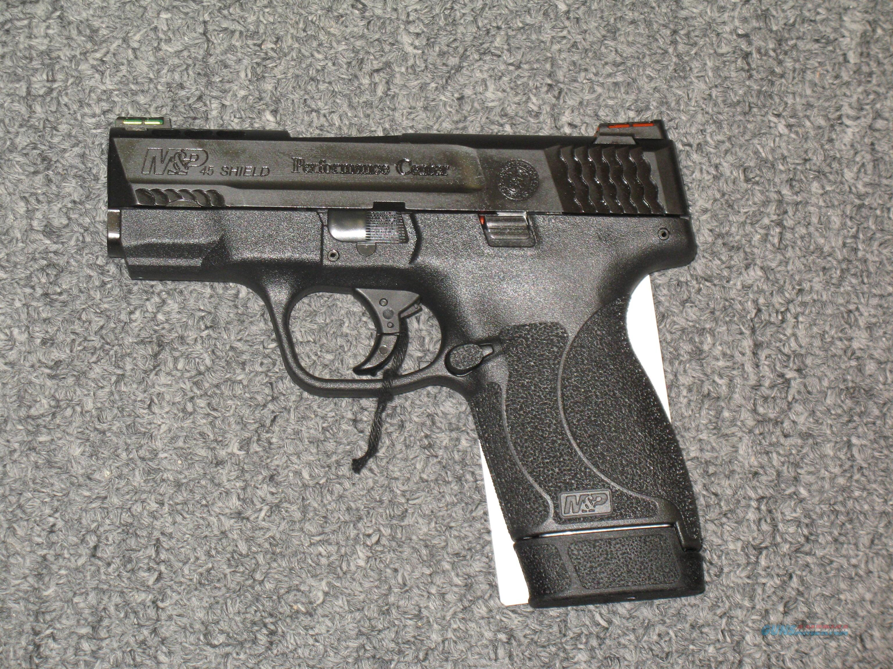 Smith And Wesson Shield 45 Magazines For Sale | David Simchi