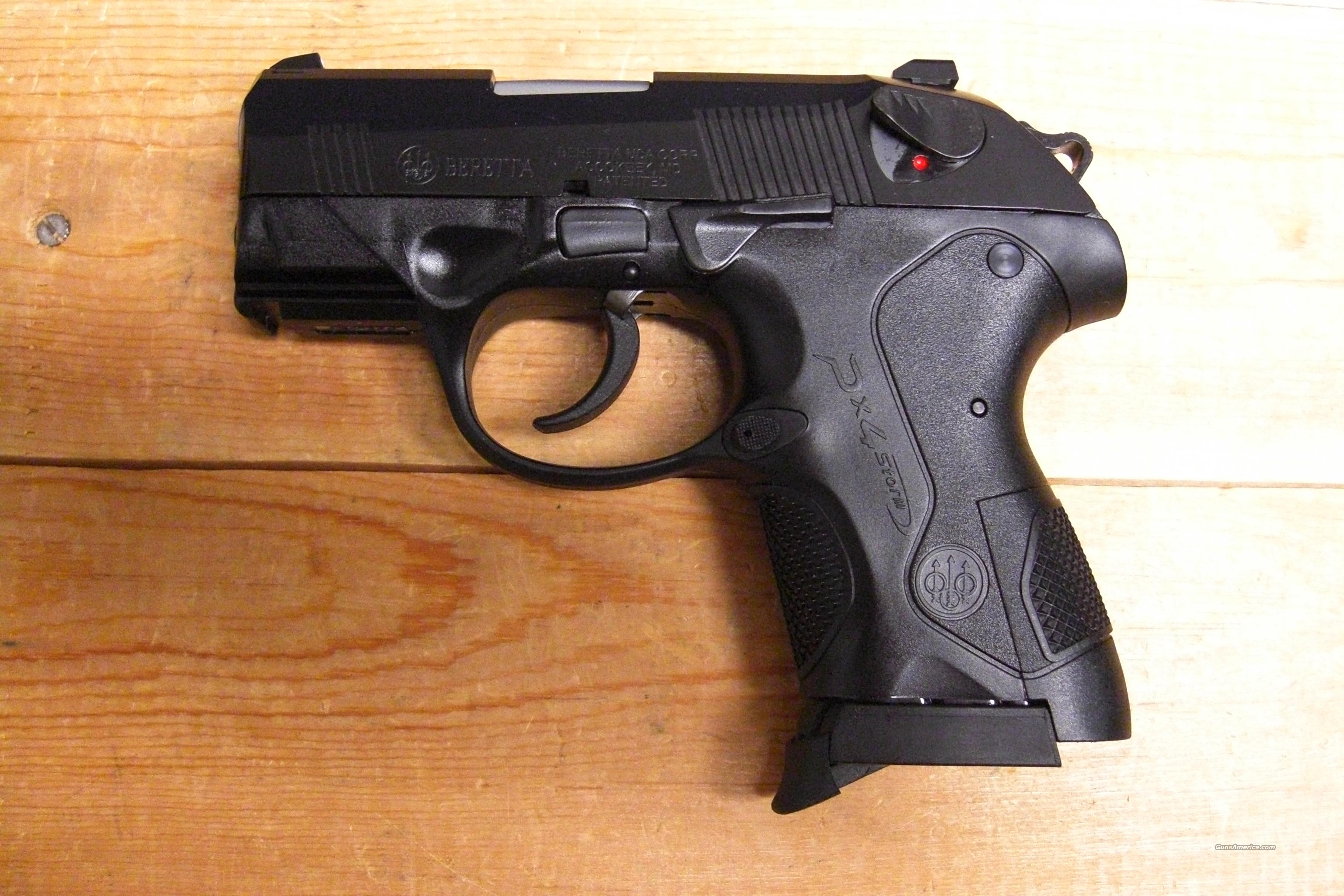 Px4 Storm Sub Compact  w/3  13 rd. mags.  Guns > Pistols > Beretta Pistols > Polymer Frame