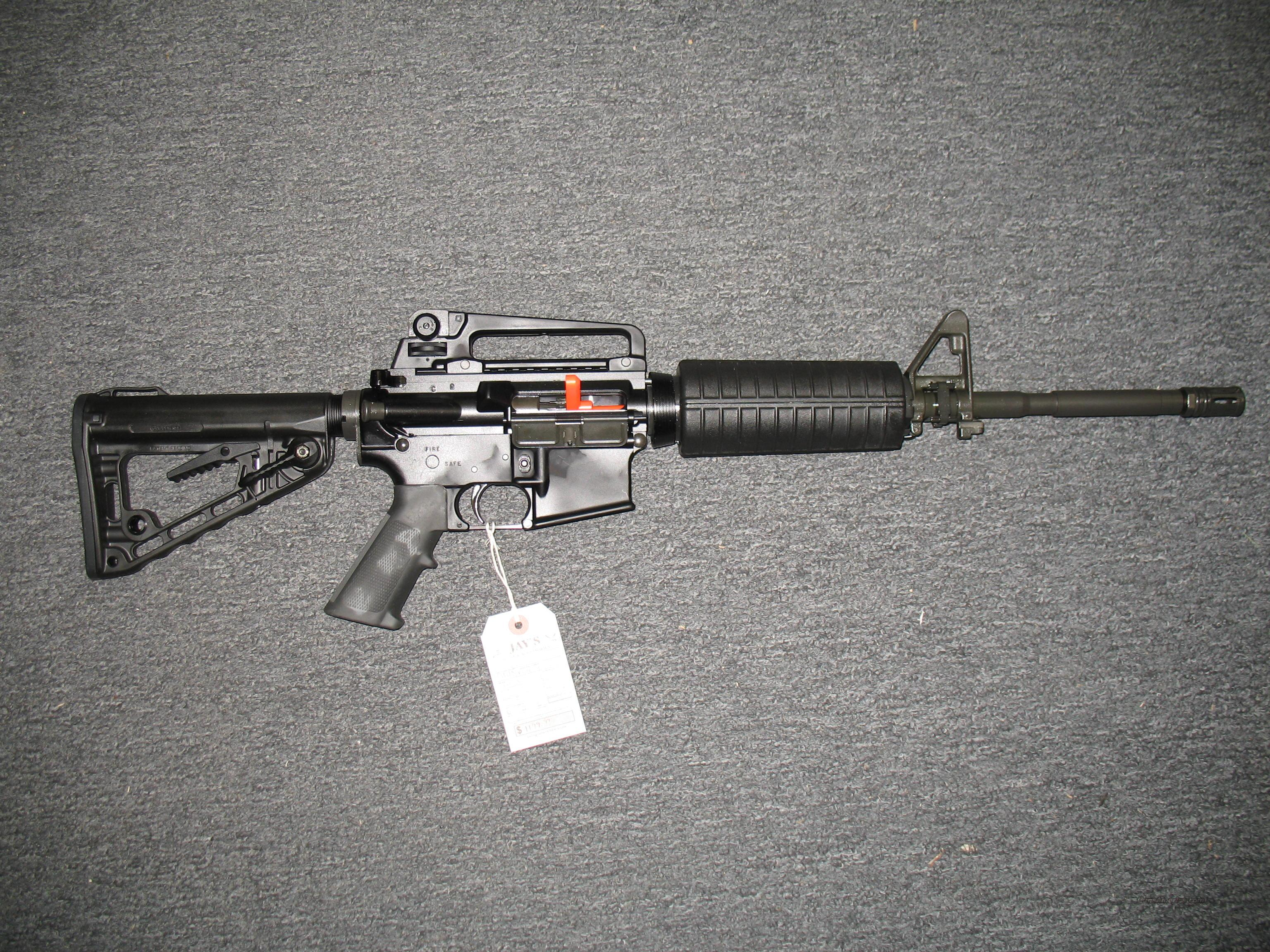 Sporter M4 Carbine (SP6920)  Guns > Rifles > Colt Military/Tactical Rifles