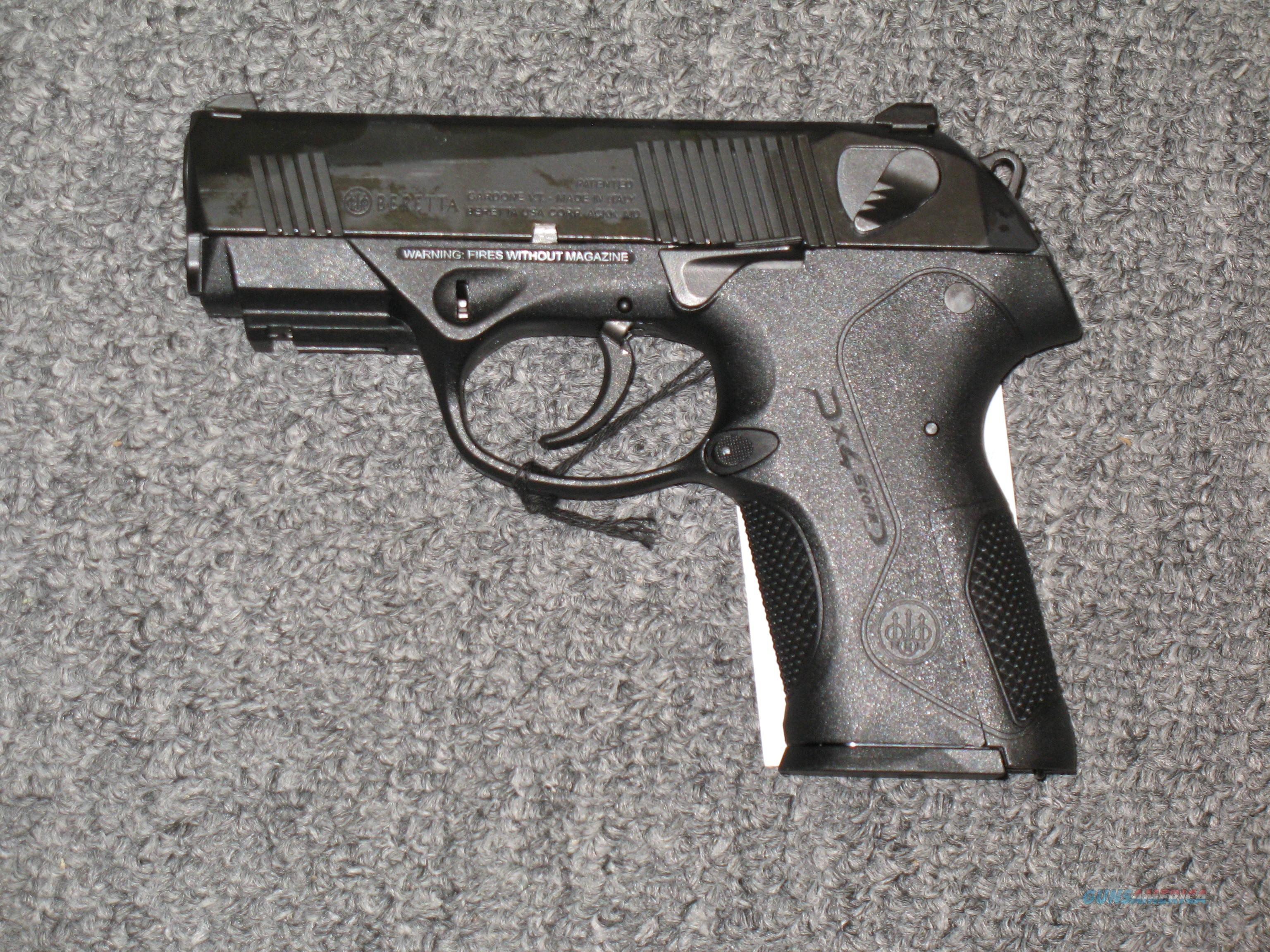 PX4 Storm F 40 Compact with 3 mags  Guns > Pistols > Beretta Pistols > Polymer Frame
