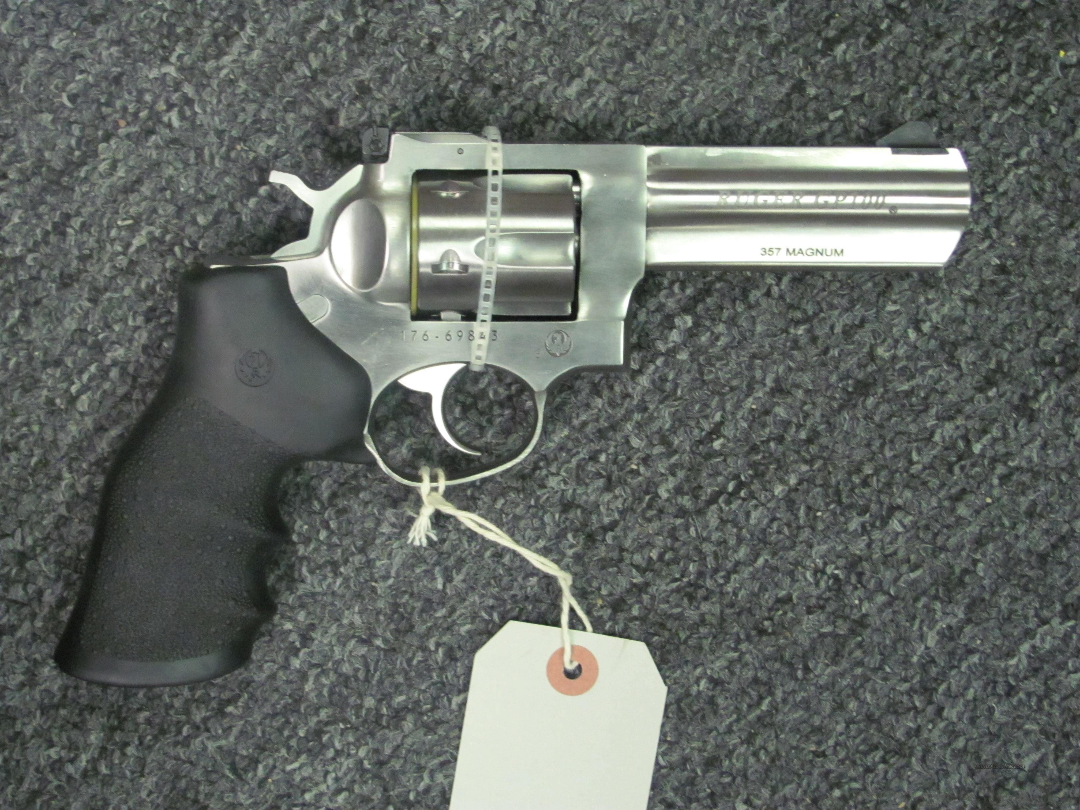 GP100  Guns > Pistols > Ruger Double Action Revolver > Security Six Type