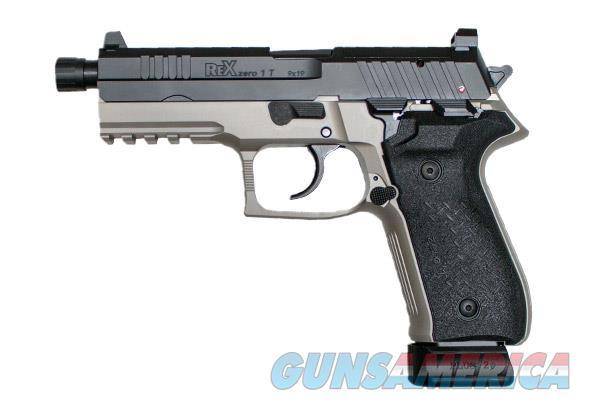 Arex/Fime Group Rex Zero 1T (REXZERO1T-GRAY)  Guns > Pistols > FIME Group Pistols > Rex Zero 1