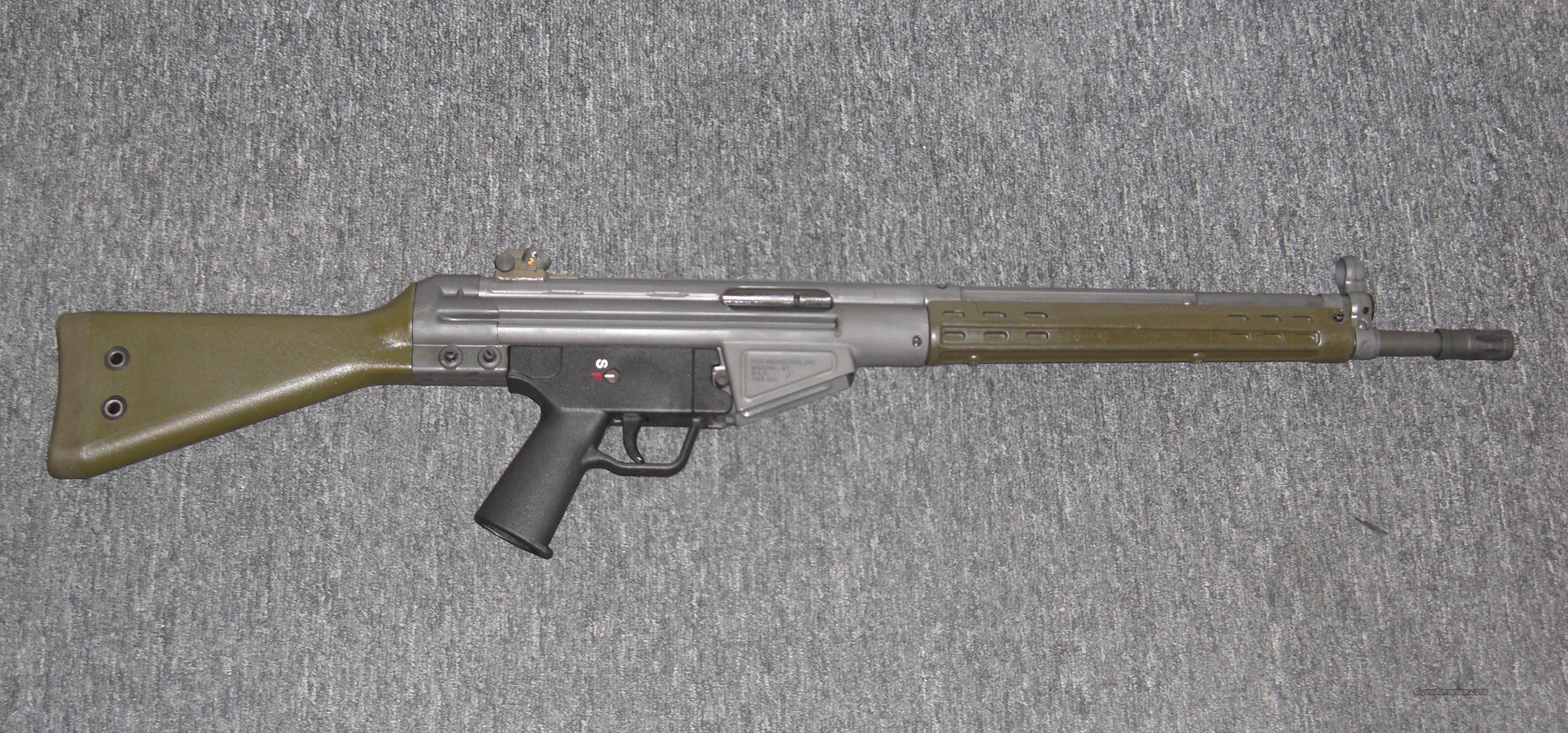 PTR 91  HK clone  Guns > Rifles > Heckler & Koch Rifles > Tactical