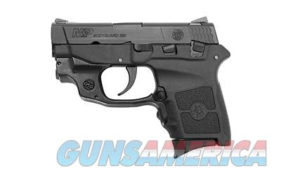 Smith & Wesson Bodyguard 380 (10178) w/Green Laser  Guns > Pistols > Smith & Wesson Pistols - Autos > Polymer Frame
