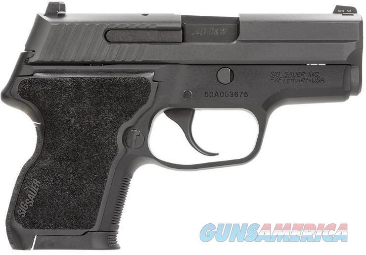Sig Sauer P224 SAS (224-40-SAS2B)  Guns > Pistols > Sig - Sauer/Sigarms Pistols > Other