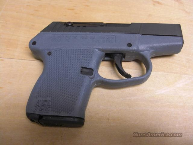 P-3AT parkerized & gray  Guns > Pistols > Kel-Tec Pistols > Pocket Pistol Type
