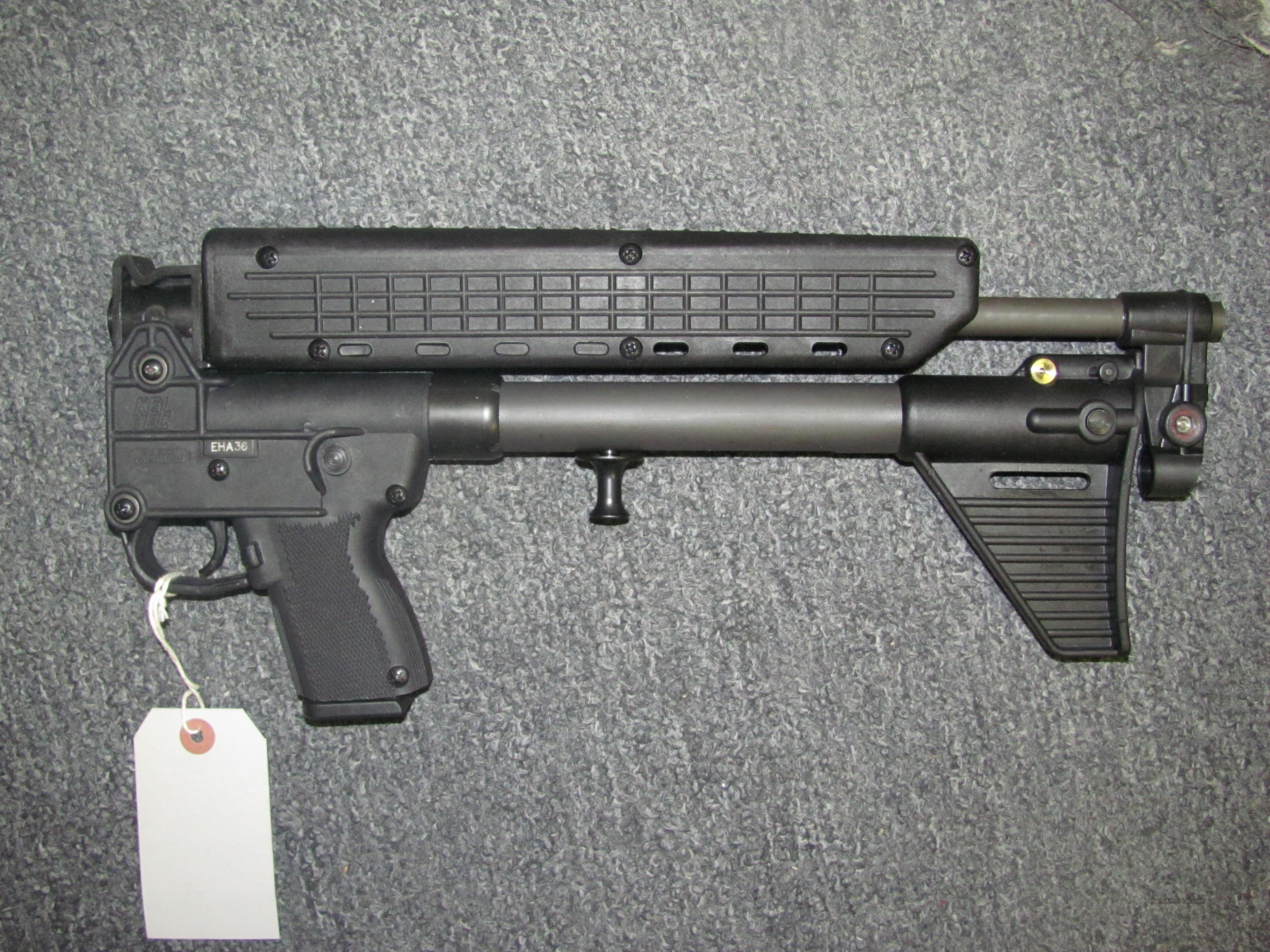 Sub 2000 (Uses Glock 19 mags)  Guns > Rifles > Kel-Tec Rifles