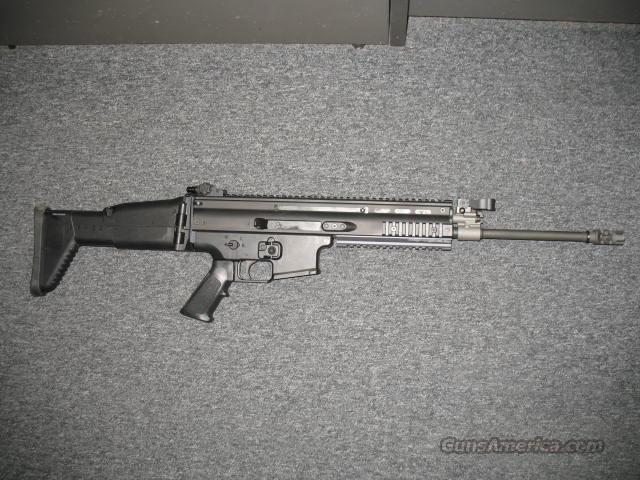 SCAR 16S (black stock)  Guns > Rifles > FNH - Fabrique Nationale (FN) Rifles > Semi-auto > Other