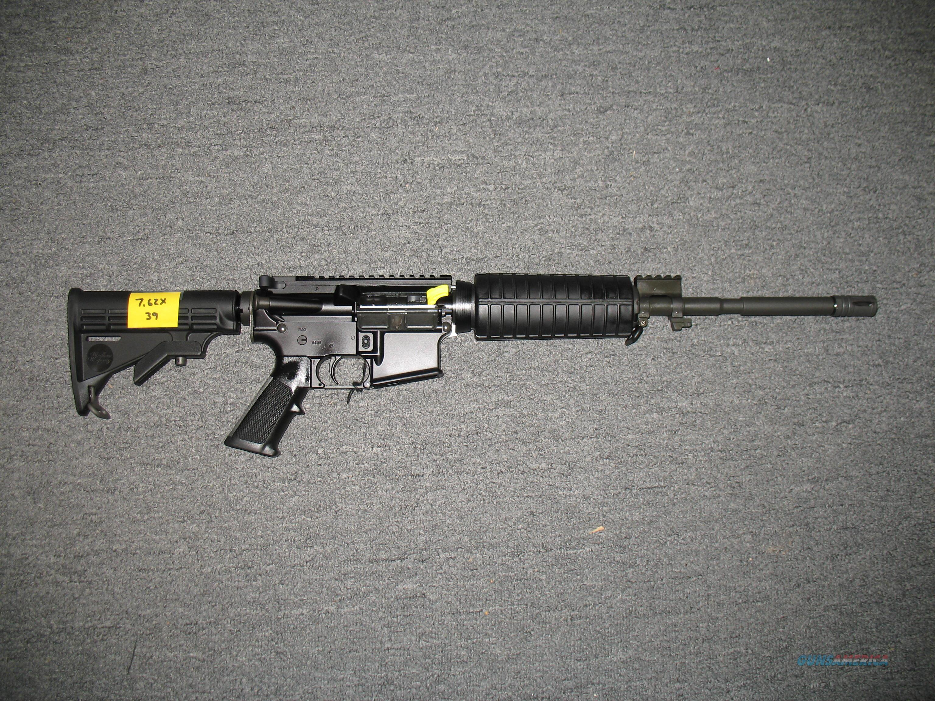 Windham Weaponry WW-16 7.62x39  Guns > Rifles > AR-15 Rifles - Small Manufacturers > Complete Rifle