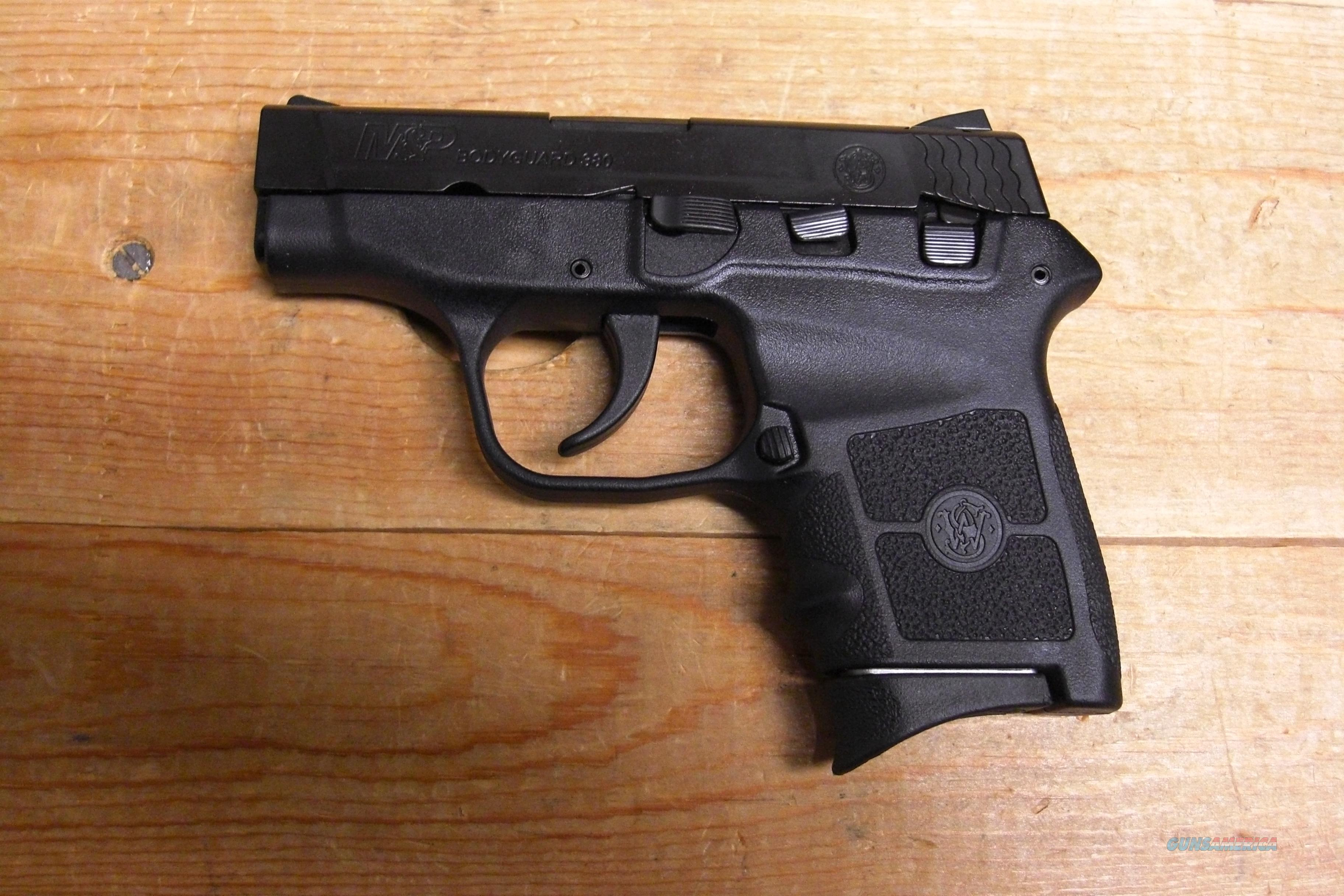 M & P Bodyguard 380, no laser  Guns > Pistols > Smith & Wesson Pistols - Autos > Polymer Frame