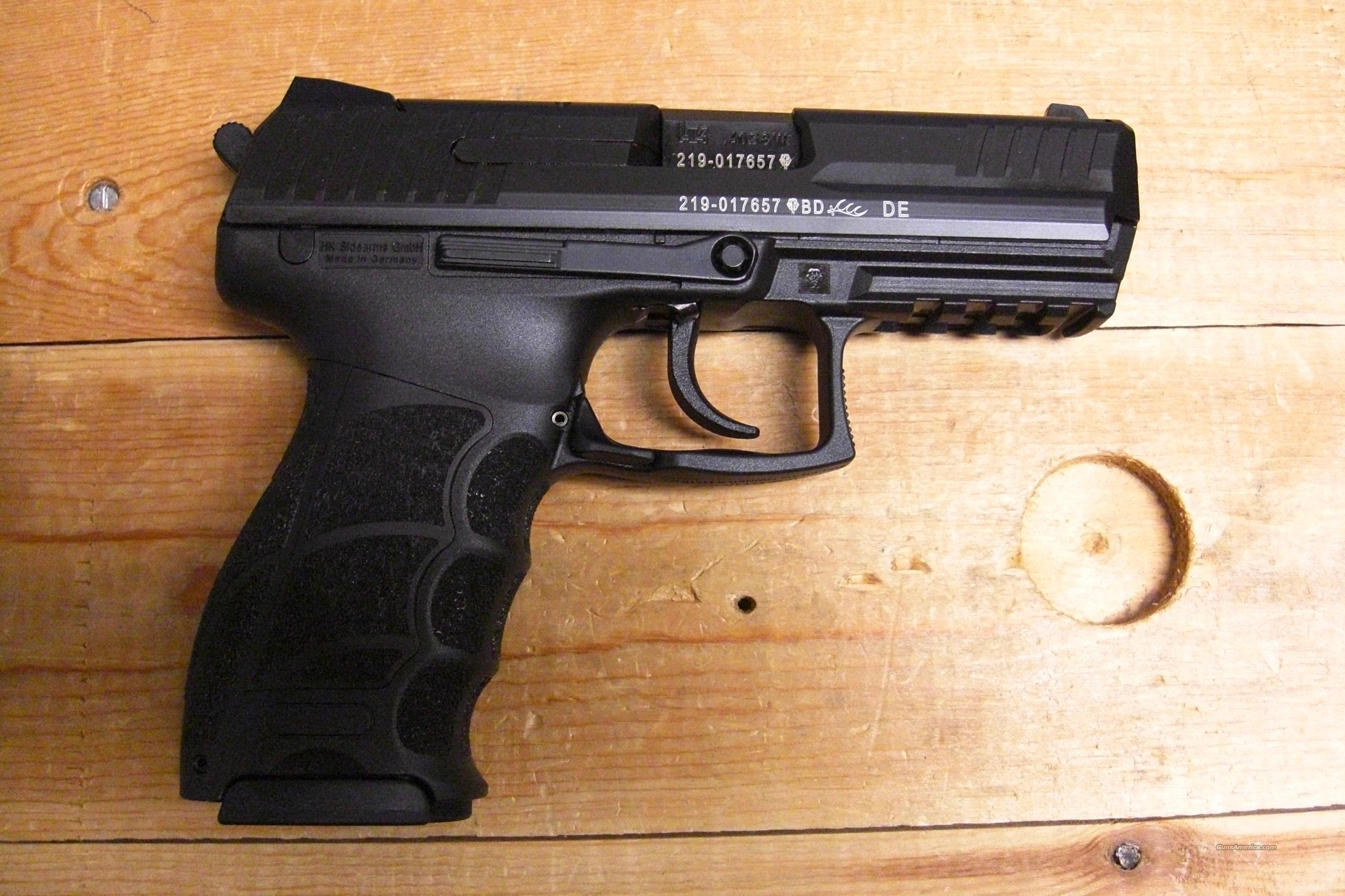 P30  V3 w/luminescent sights  Guns > Pistols > Heckler & Koch Pistols > Polymer Frame