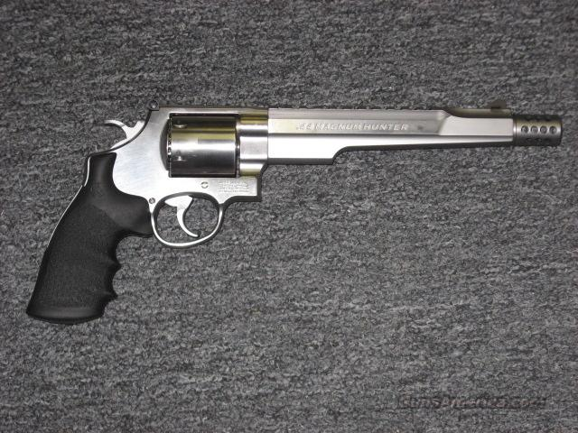 629-7 Hunter  Guns > Pistols > Smith & Wesson Revolvers > Performance Center