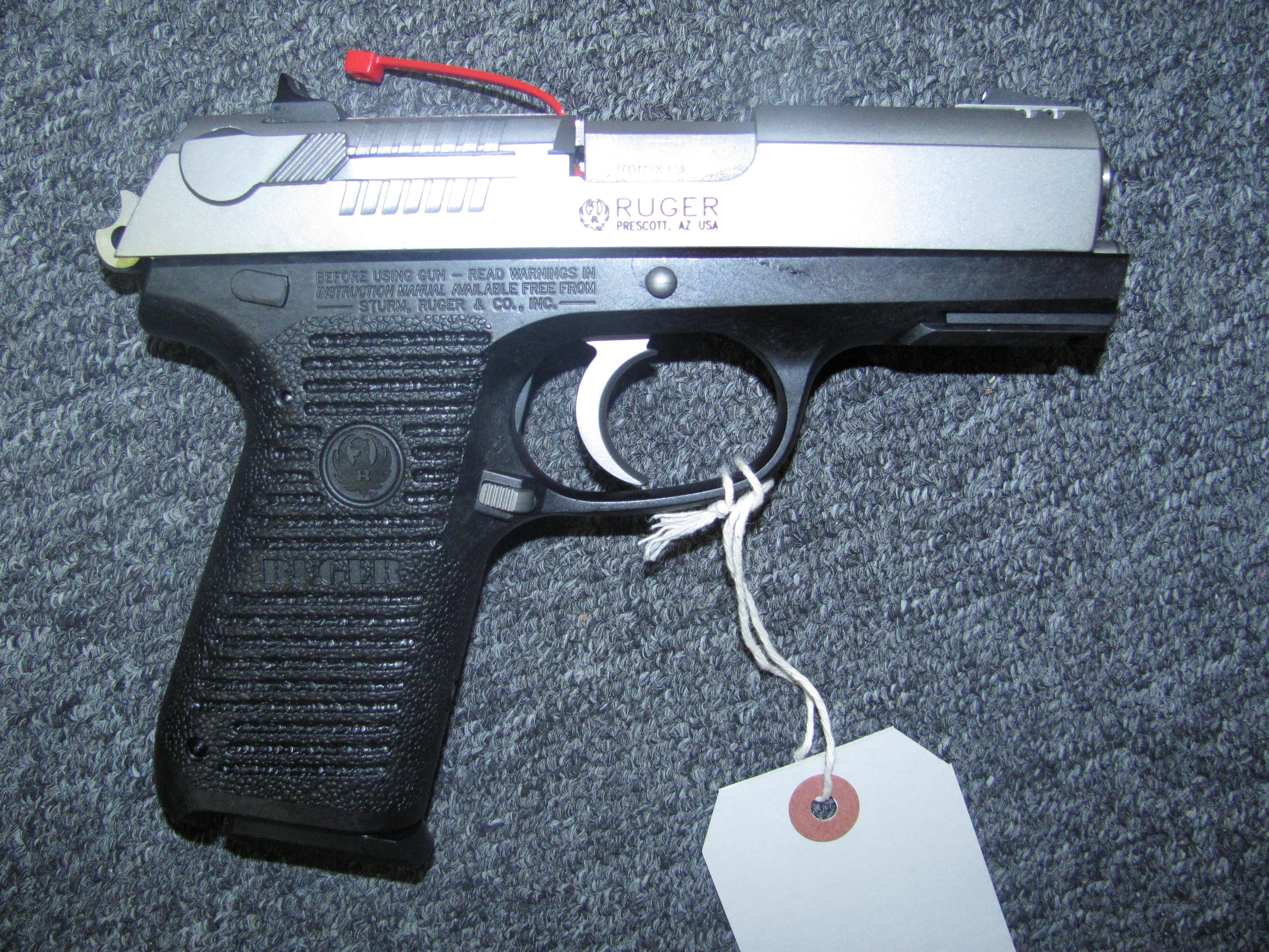 P95 w/2 15 rd mags  Guns > Pistols > Ruger Semi-Auto Pistols > P-Series