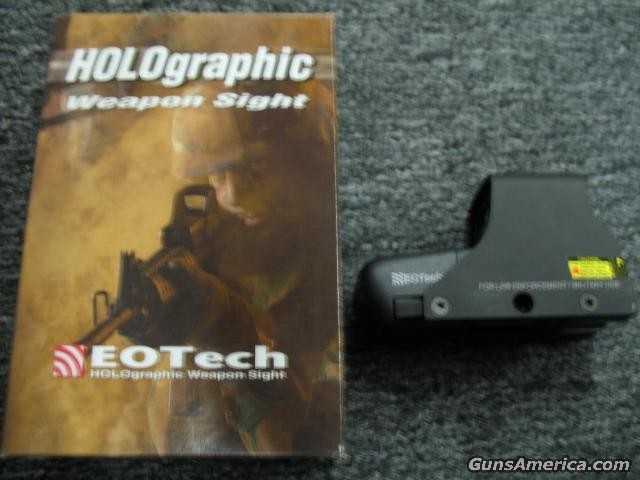 EOTech 551.A65  Non-Guns > Scopes/Mounts/Rings & Optics