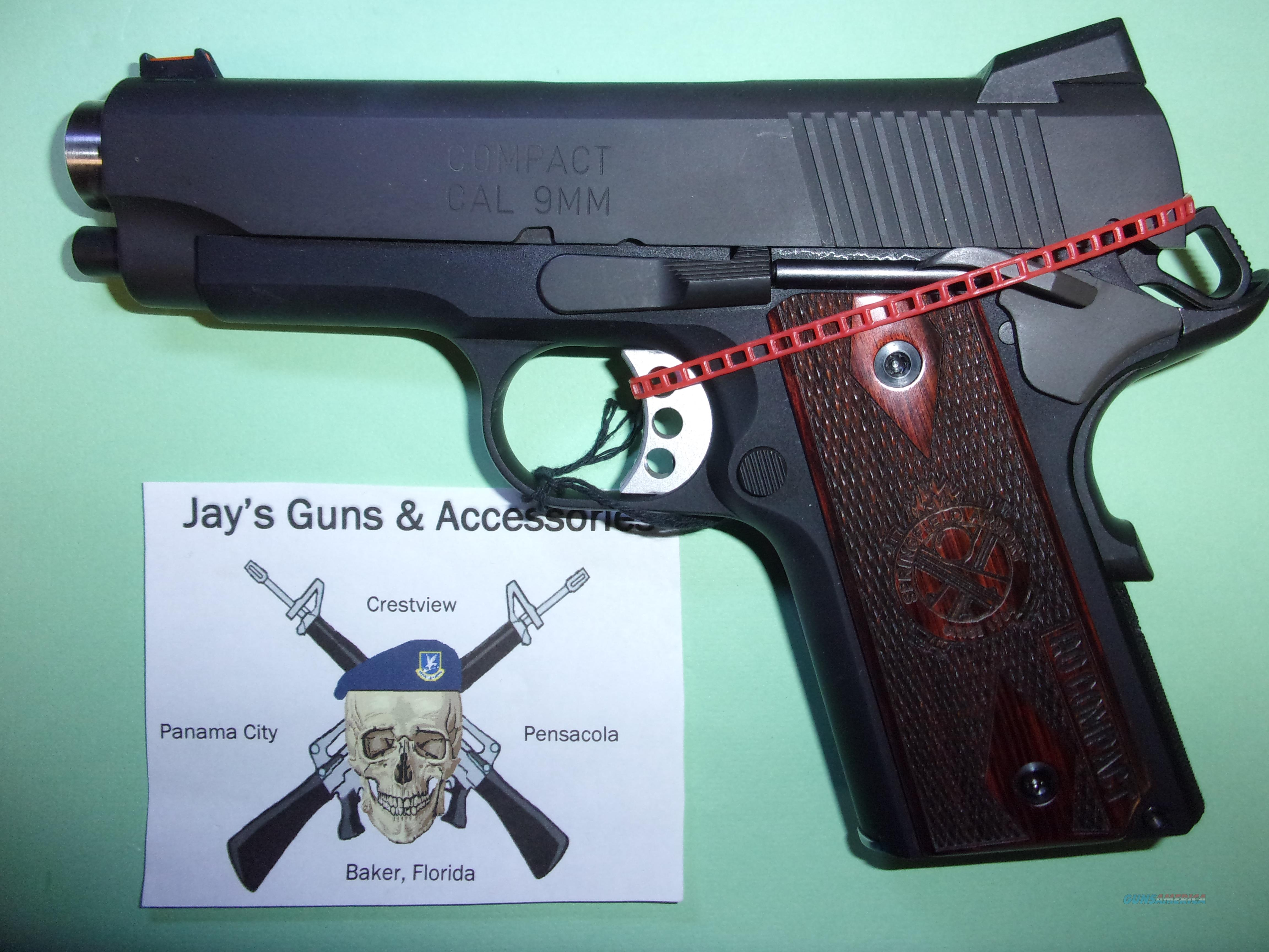 Springfield Armory 1911 LW Compact (Range Officer Compact #P19125LP)  Guns > Pistols > Springfield Armory Pistols > 1911 Type