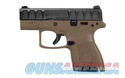 Beretta APX Carry (JAXN92005)  Guns > Pistols > Beretta Pistols > Polymer Frame