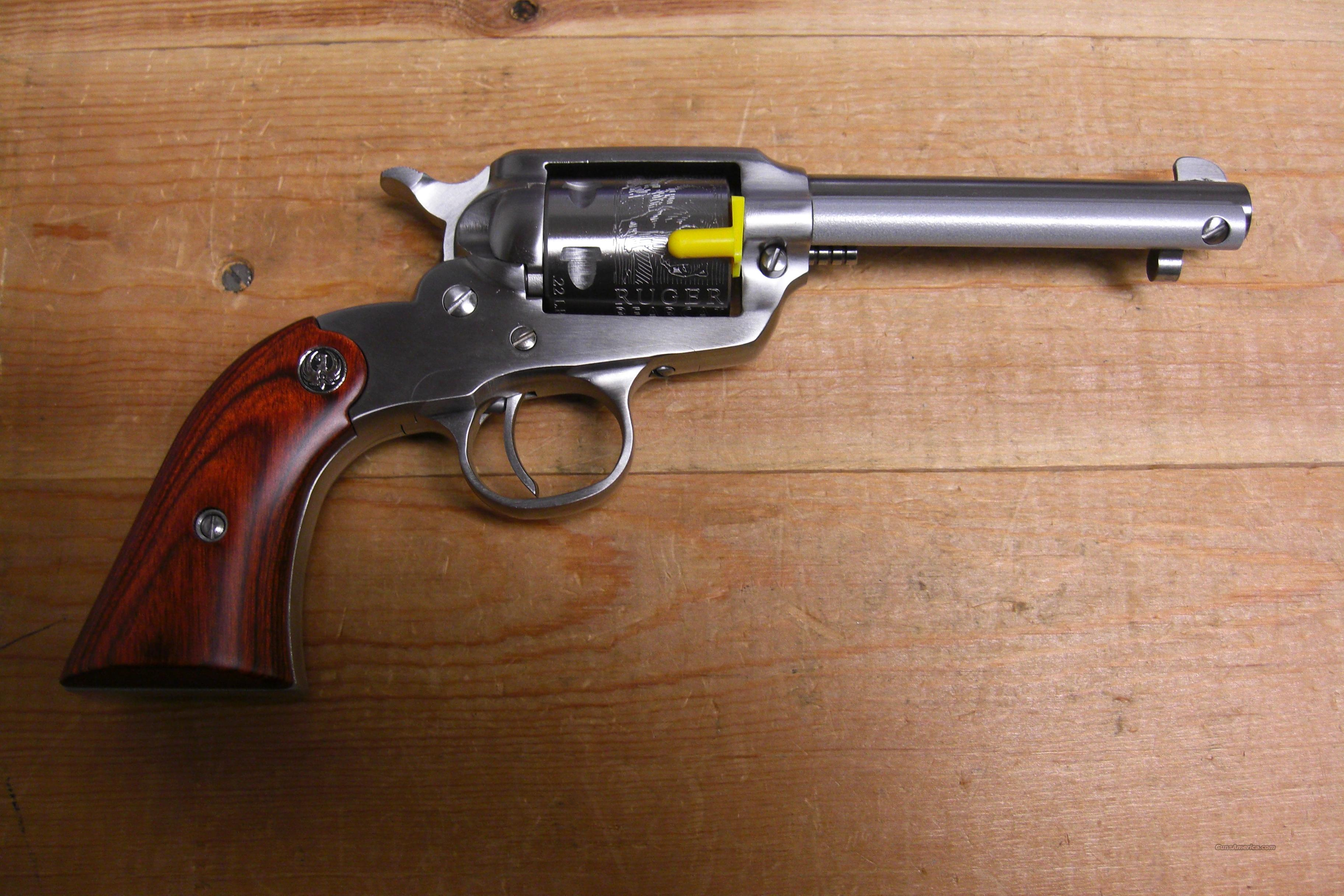 New Bearcat  Guns > Pistols > Ruger Single Action Revolvers > Cowboy Action