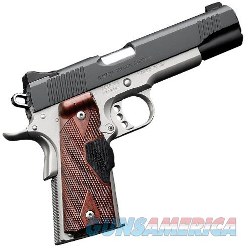 Kimber Custom Crimson Carry II (3200288) w/Laser  Guns > Pistols > Kimber of America Pistols > 1911