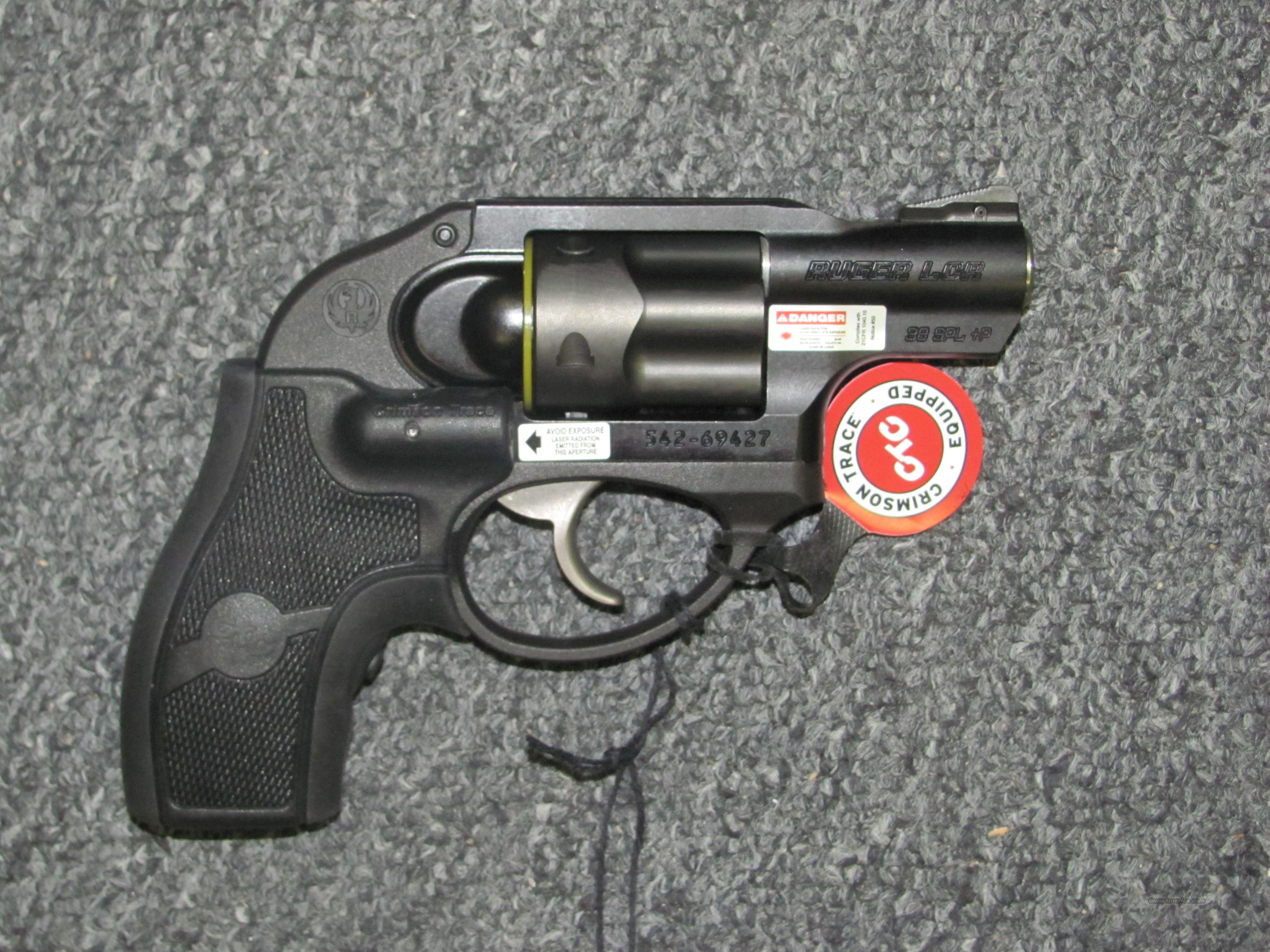 LCR .38spl w/ CT Laser  Guns > Pistols > Ruger Double Action Revolver > LCR