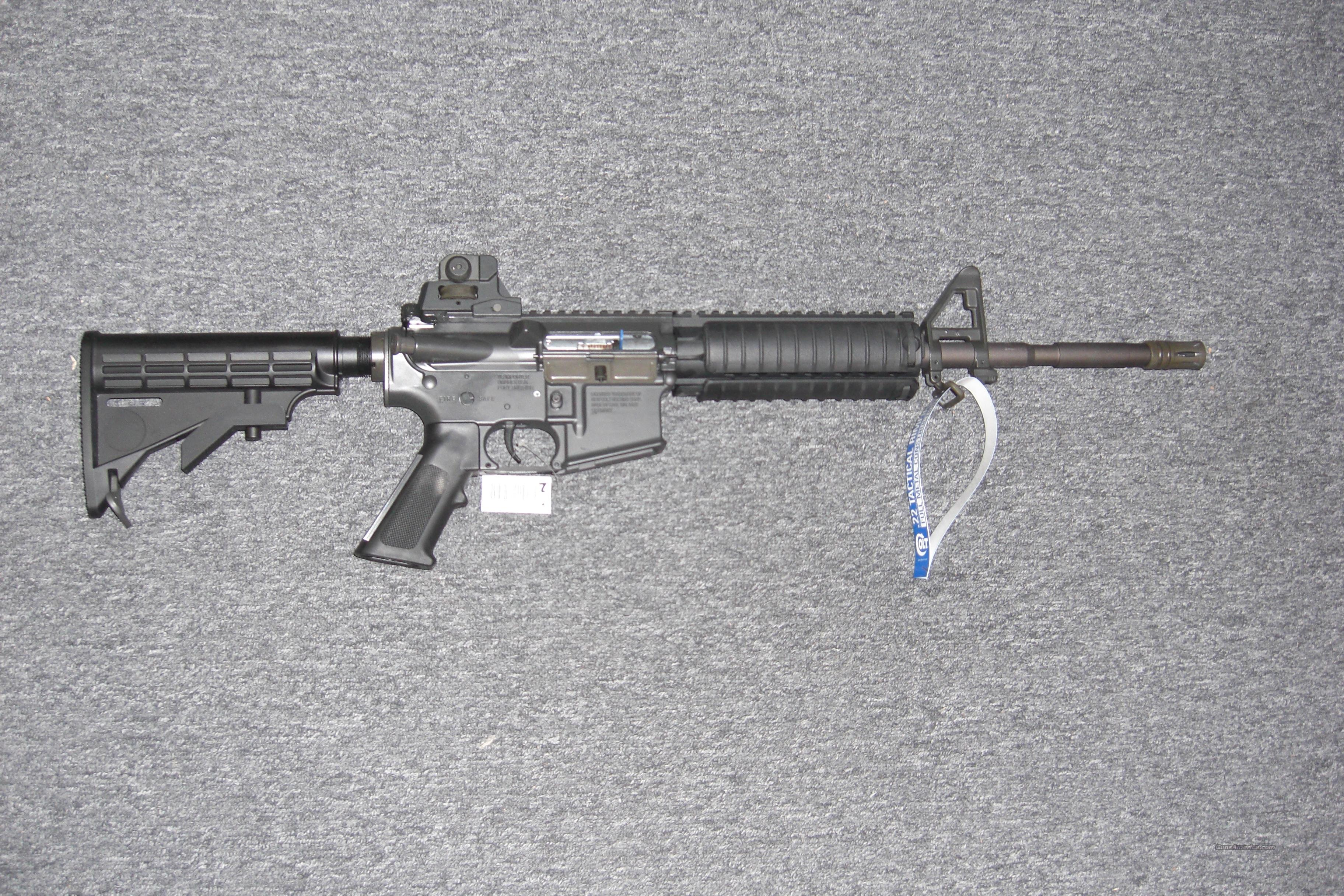 M4 Ops .22lr w/quad rail forearm  Guns > Rifles > Colt Military/Tactical Rifles