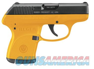 Ruger LCP (03753) w/Yellow Frame  Guns > Pistols > Ruger Semi-Auto Pistols > LCP