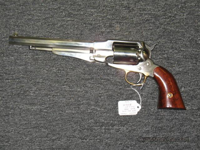 1858 New Army SS (.44BP) (341020)  Guns > Pistols > Uberti Pistols > Percussion