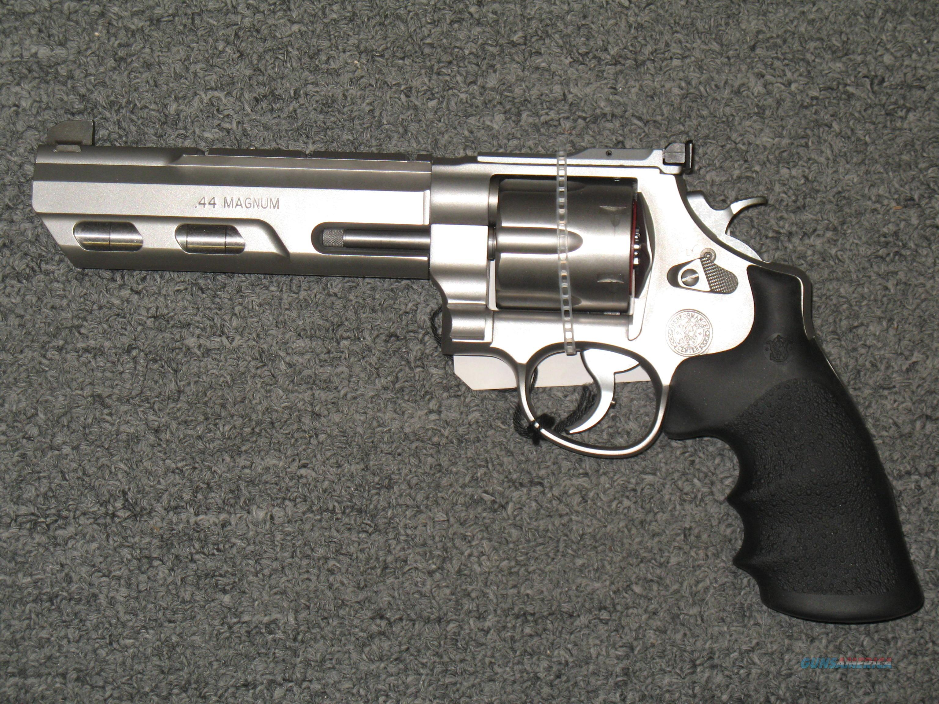 Smith & Wesson 629-6 Competitor (Performance Center) (170320)  Guns > Pistols > Smith & Wesson Revolvers > Full Frame Revolver