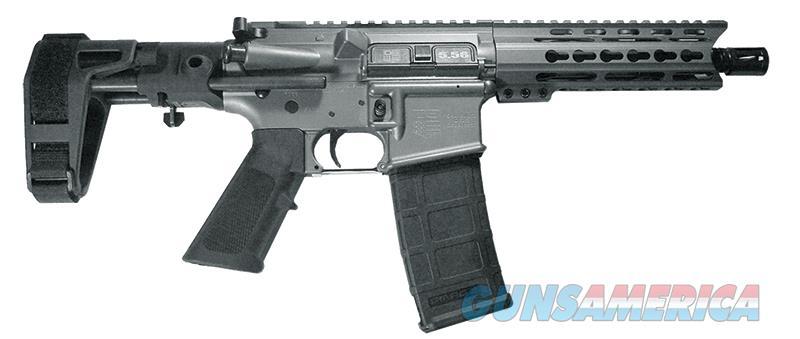 Diamondback DB-15 w/Gray Finish (DB15PCTG7M)  Guns > Pistols > Diamondback Pistols