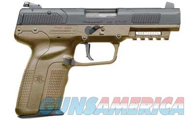 FNH Five-Seven w/FDE Finish  Guns > Pistols > FNH - Fabrique Nationale (FN) Pistols > FiveSeven