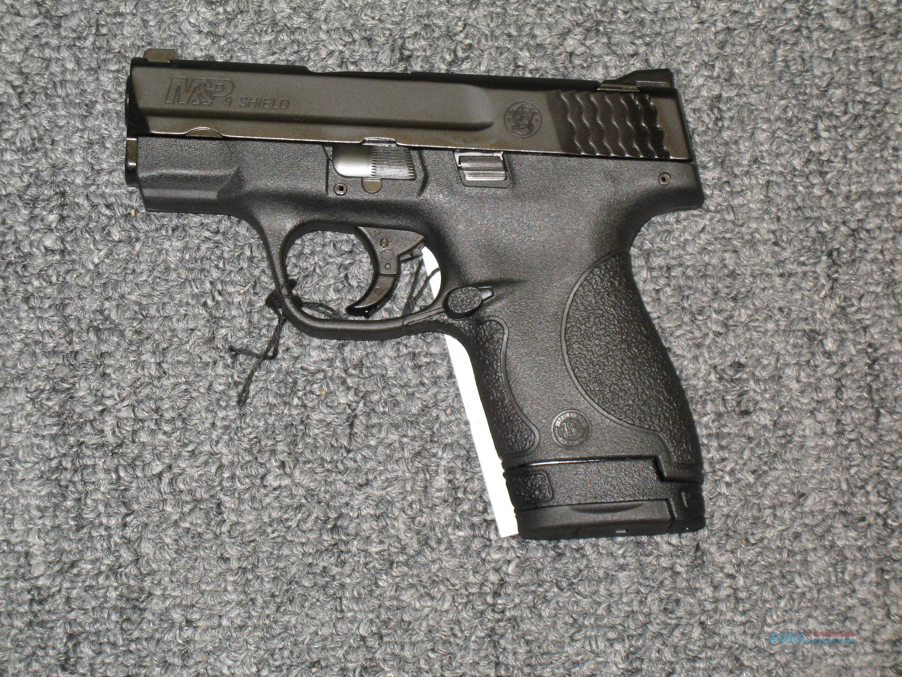 M & P 9 Shield no thumb safety  Guns > Pistols > Smith & Wesson Pistols - Autos > Polymer Frame