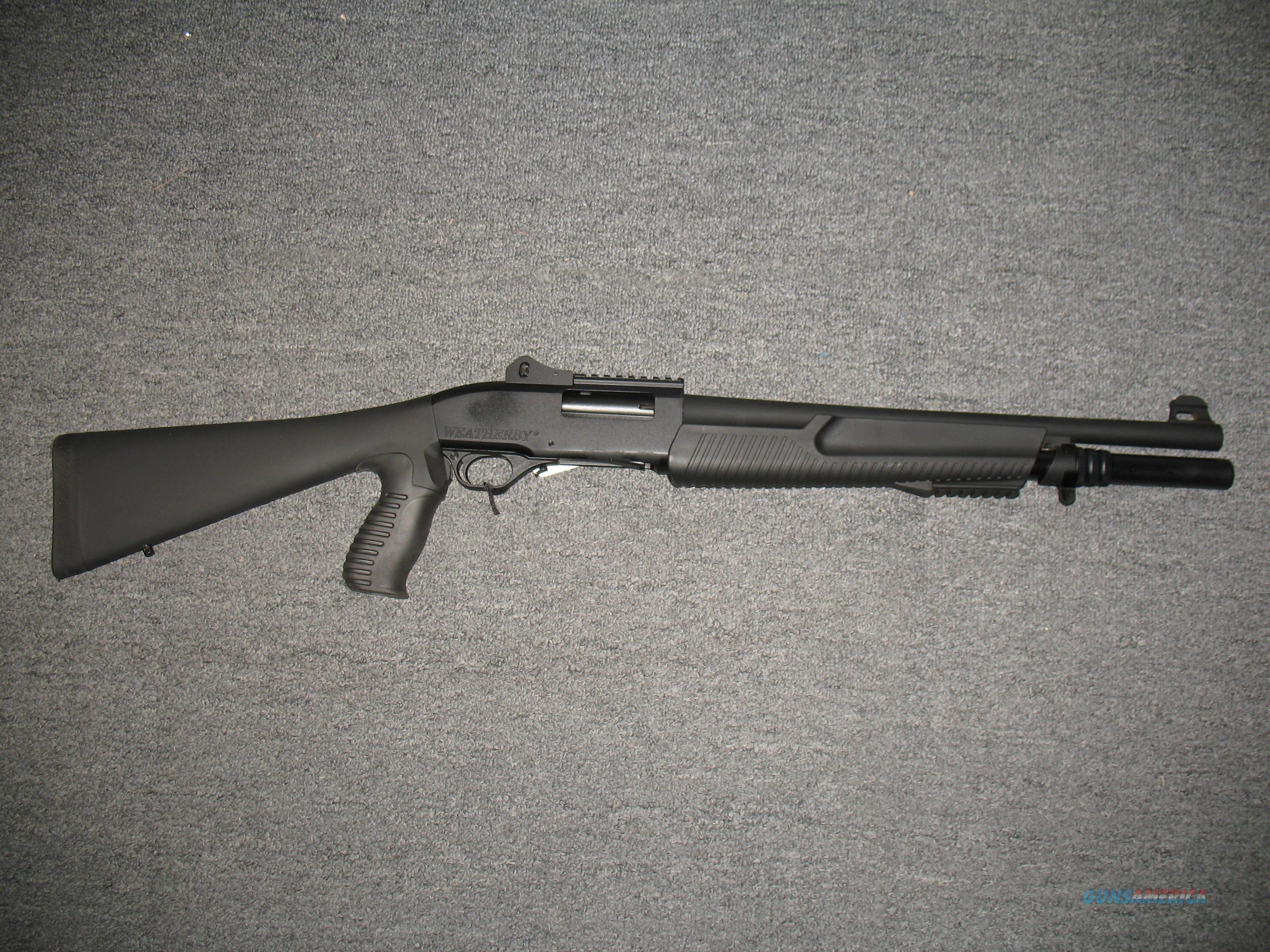 "PA-459 19"" bbl (12ga Pump)  Guns > Shotguns > Weatherby Shotguns > Pump"