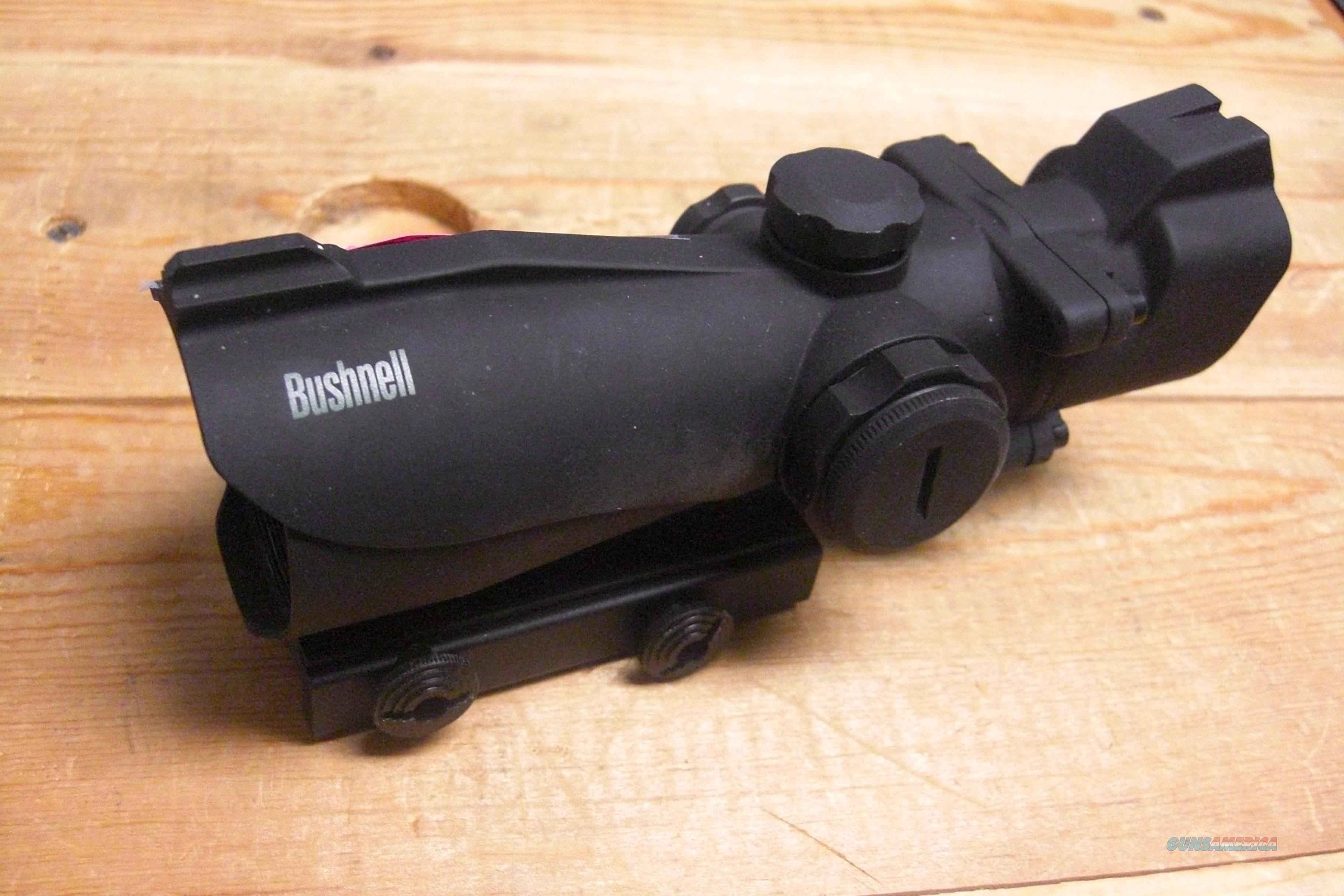 Bushnell AR Optics 1x32mm w/red/green T-dot reticle  Non-Guns > Scopes/Mounts/Rings & Optics > Rifle Scopes > Fixed Focal Length