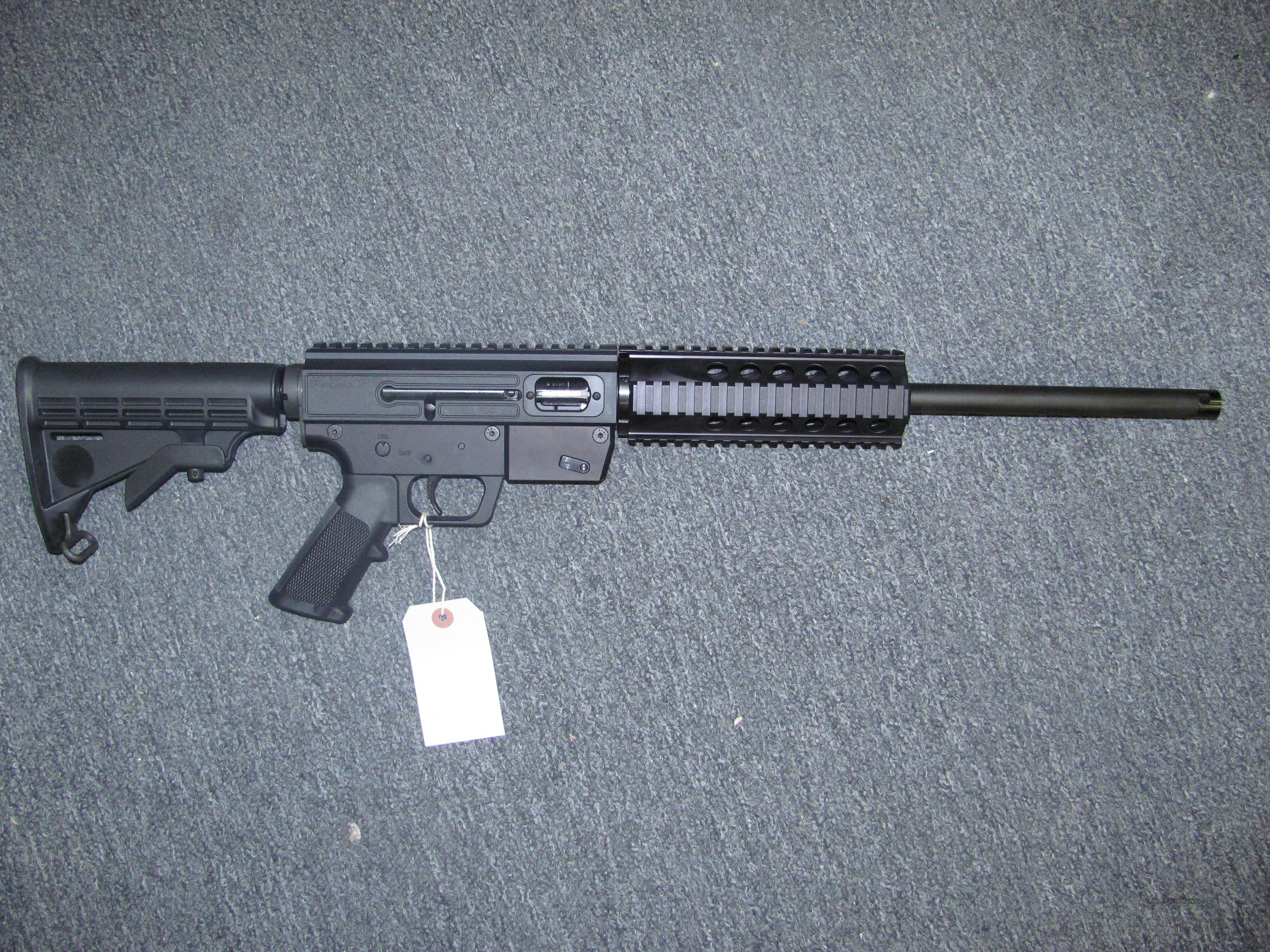 JR Carbine (Takes Glock 17 Mags)  Guns > Rifles > AR-15 Rifles - Small Manufacturers > Complete Rifle
