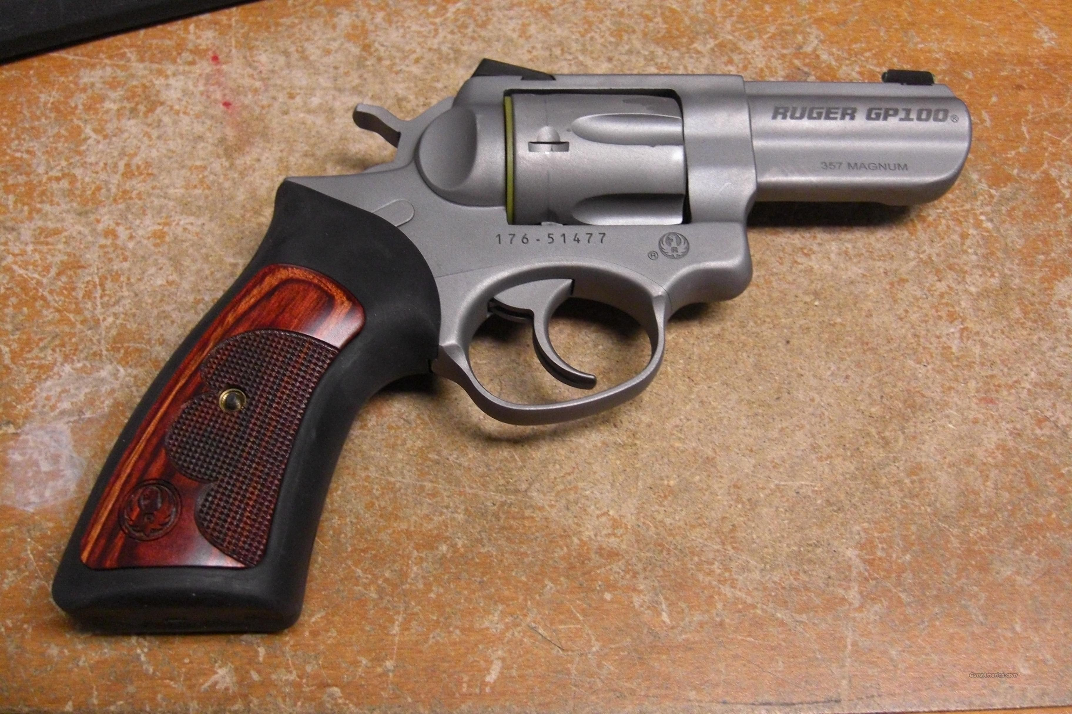 Wiley clapp gp100 matte stainless 3 barrel for sale 996330344