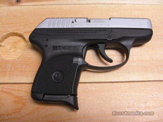 LCP w/stainless slide  Guns > Pistols > Ruger Semi-Auto Pistols > LCP