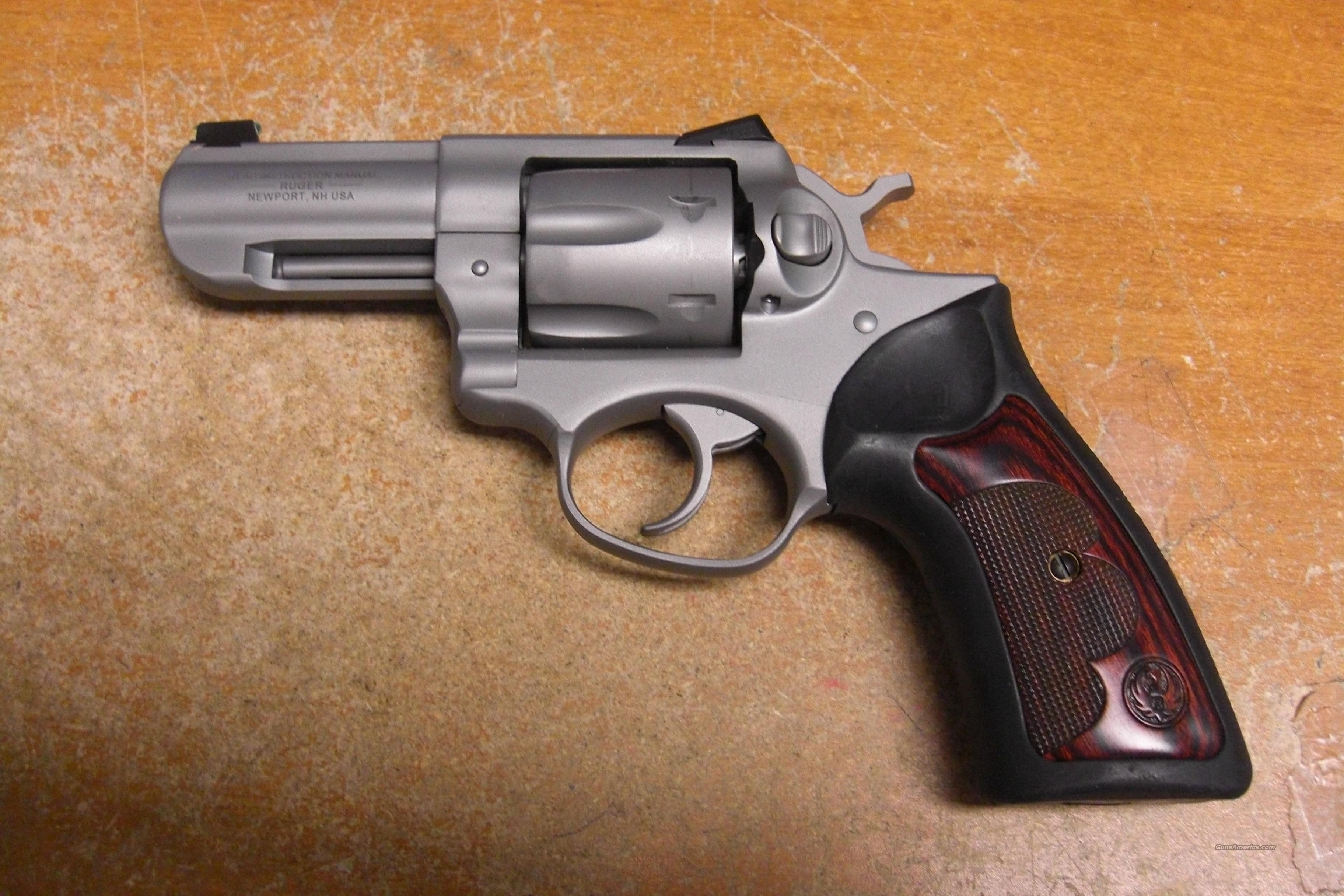 GP-100  Wiley Clapp Edition  Guns > Pistols > Ruger Double Action Revolver > SP101 Type