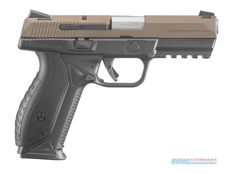 Ruger American TALO Pro Duty (08660)  Guns > Pistols > Ruger Semi-Auto Pistols > American Pistol